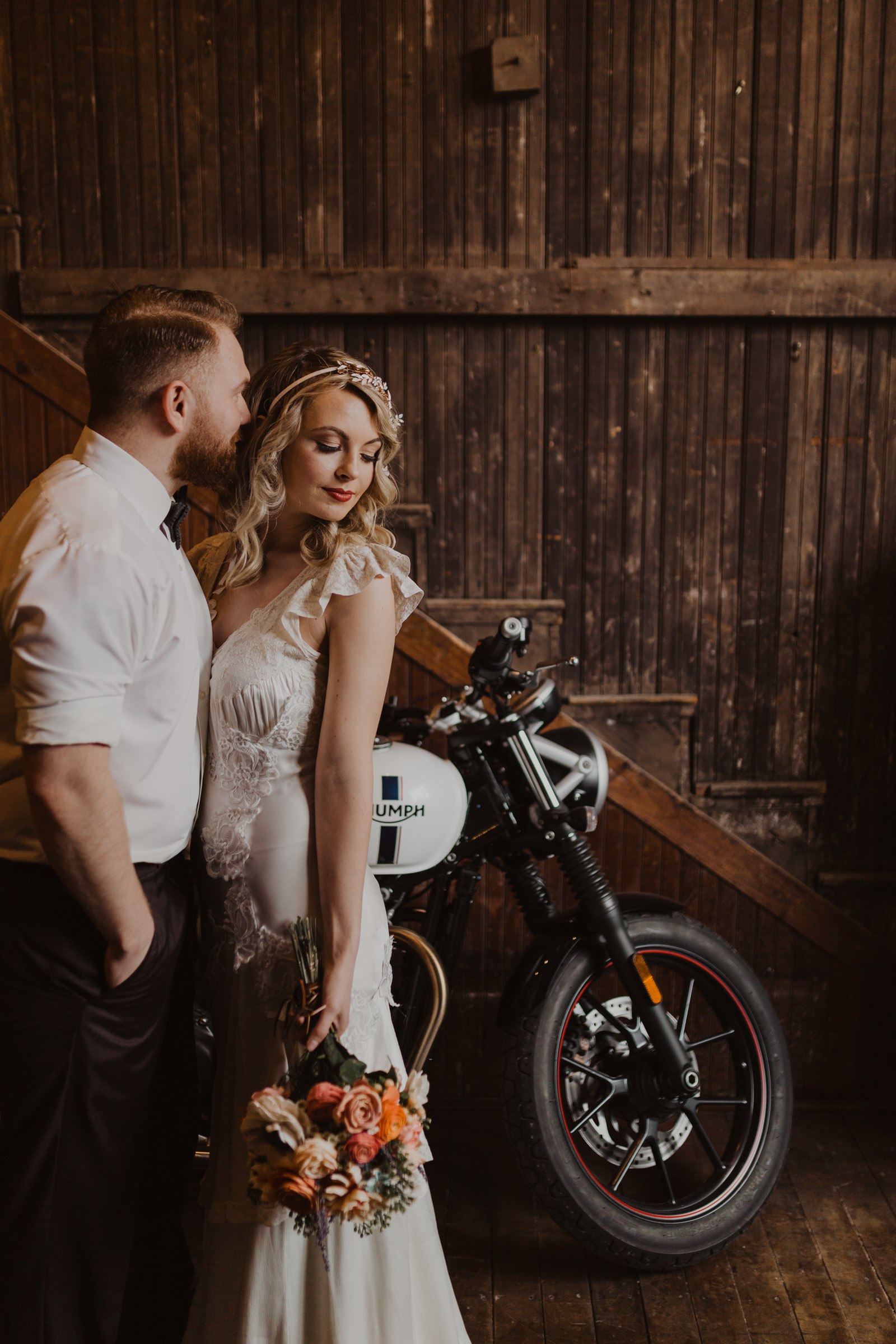 alyssa barletter photography styled shoot wedding inspiration kansas city west bottoms photographer motorcycle edgy intimate-20.jpg
