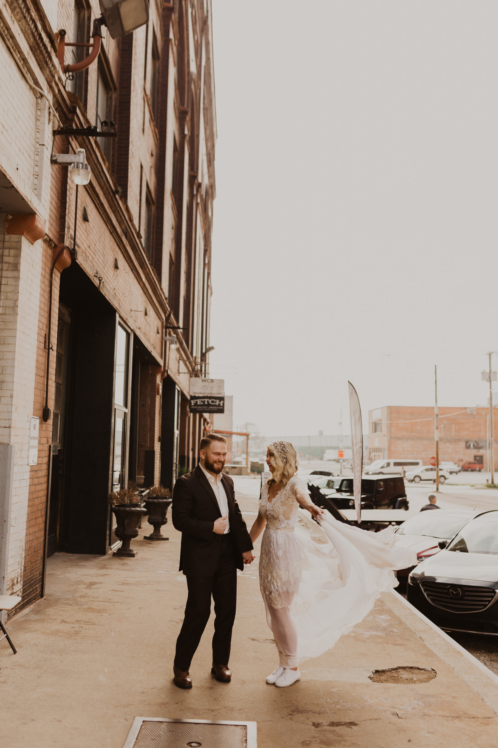 alyssa barletter photography styled shoot wedding inspiration kansas city west bottoms photographer motorcycle edgy intimate-23.jpg