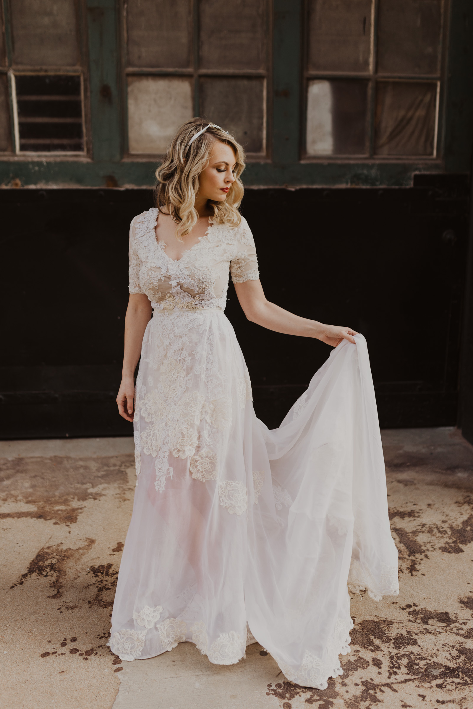 alyssa barletter photography styled shoot wedding inspiration kansas city west bottoms photographer motorcycle edgy intimate-25.jpg