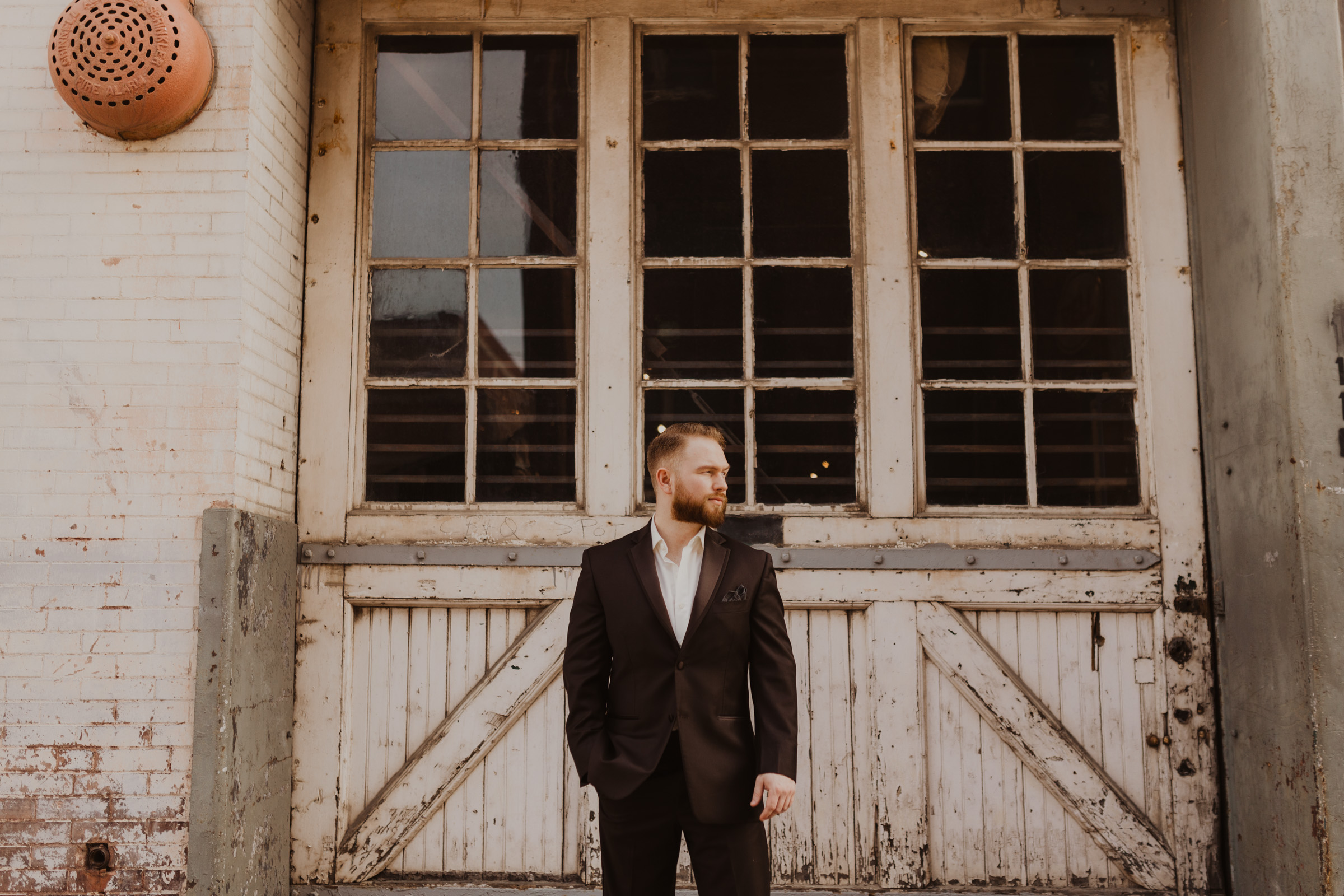 alyssa barletter photography styled shoot wedding inspiration kansas city west bottoms photographer motorcycle edgy intimate-26.jpg