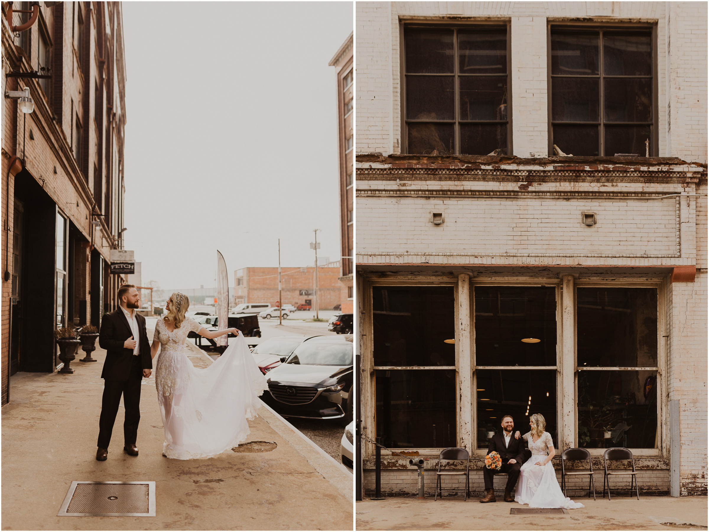 alyssa barletter photography styled shoot wedding inspiration kansas city west bottoms photographer motorcycle edgy intimate-27.jpg