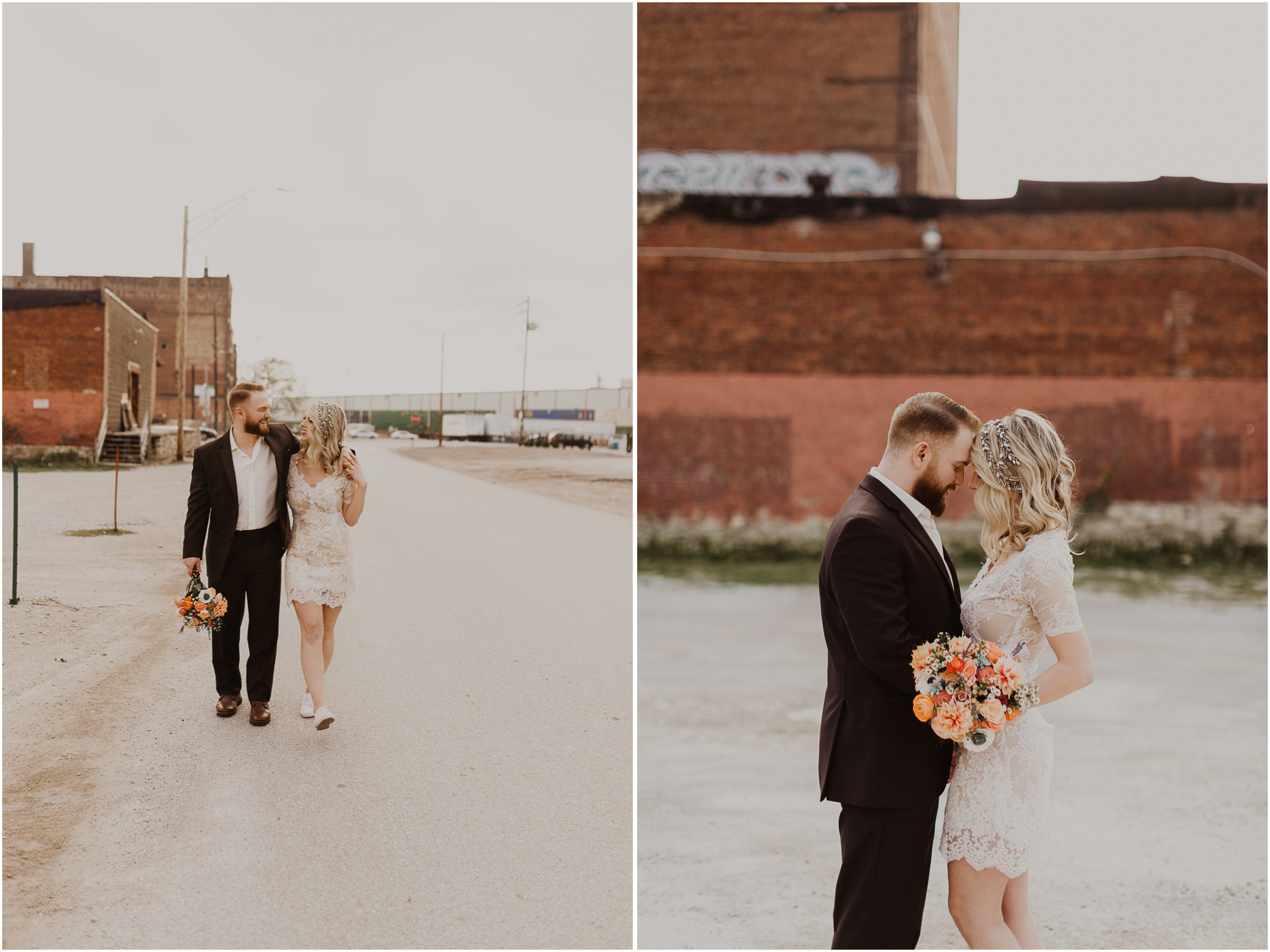 alyssa barletter photography styled shoot wedding inspiration kansas city west bottoms photographer motorcycle edgy intimate-29.jpg