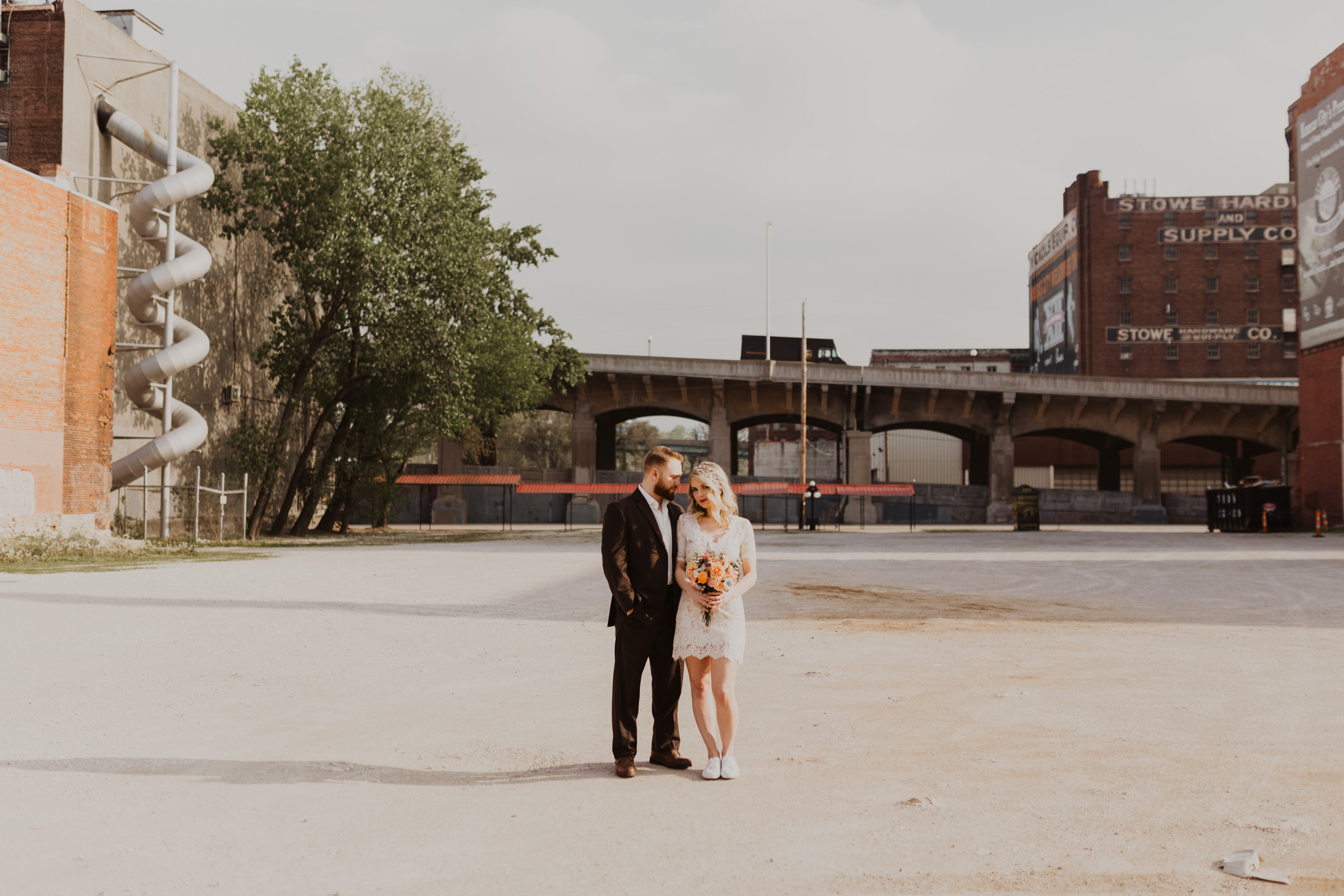 alyssa barletter photography styled shoot wedding inspiration kansas city west bottoms photographer motorcycle edgy intimate-30.jpg