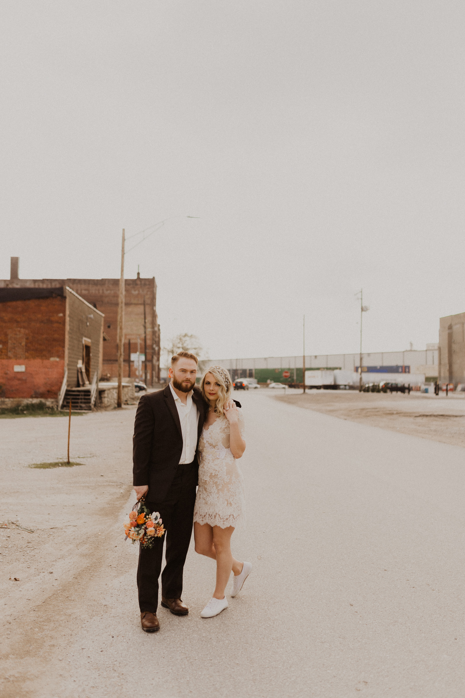 alyssa barletter photography styled shoot wedding inspiration kansas city west bottoms photographer motorcycle edgy intimate-32.jpg