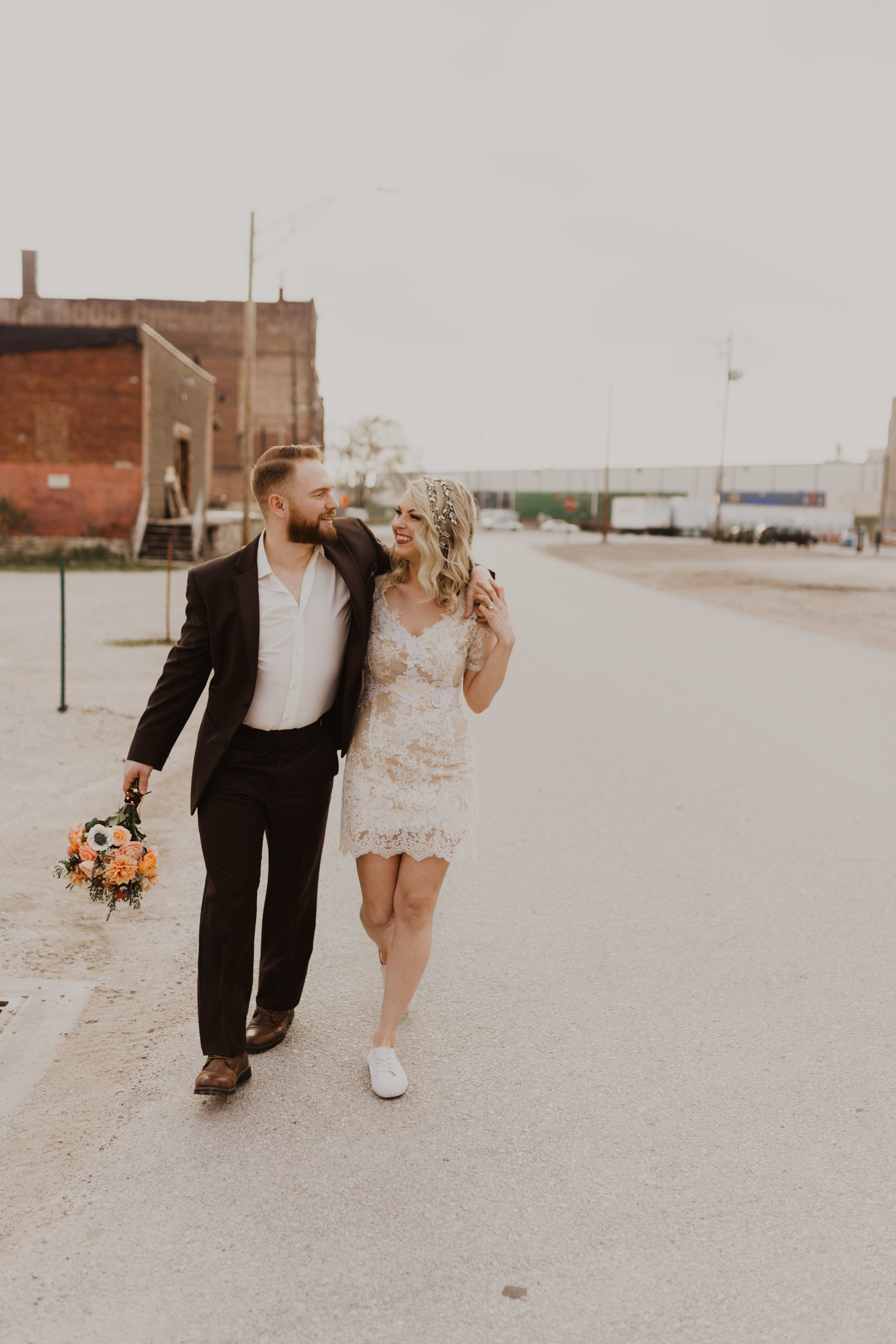 alyssa barletter photography styled shoot wedding inspiration kansas city west bottoms photographer motorcycle edgy intimate-35.jpg