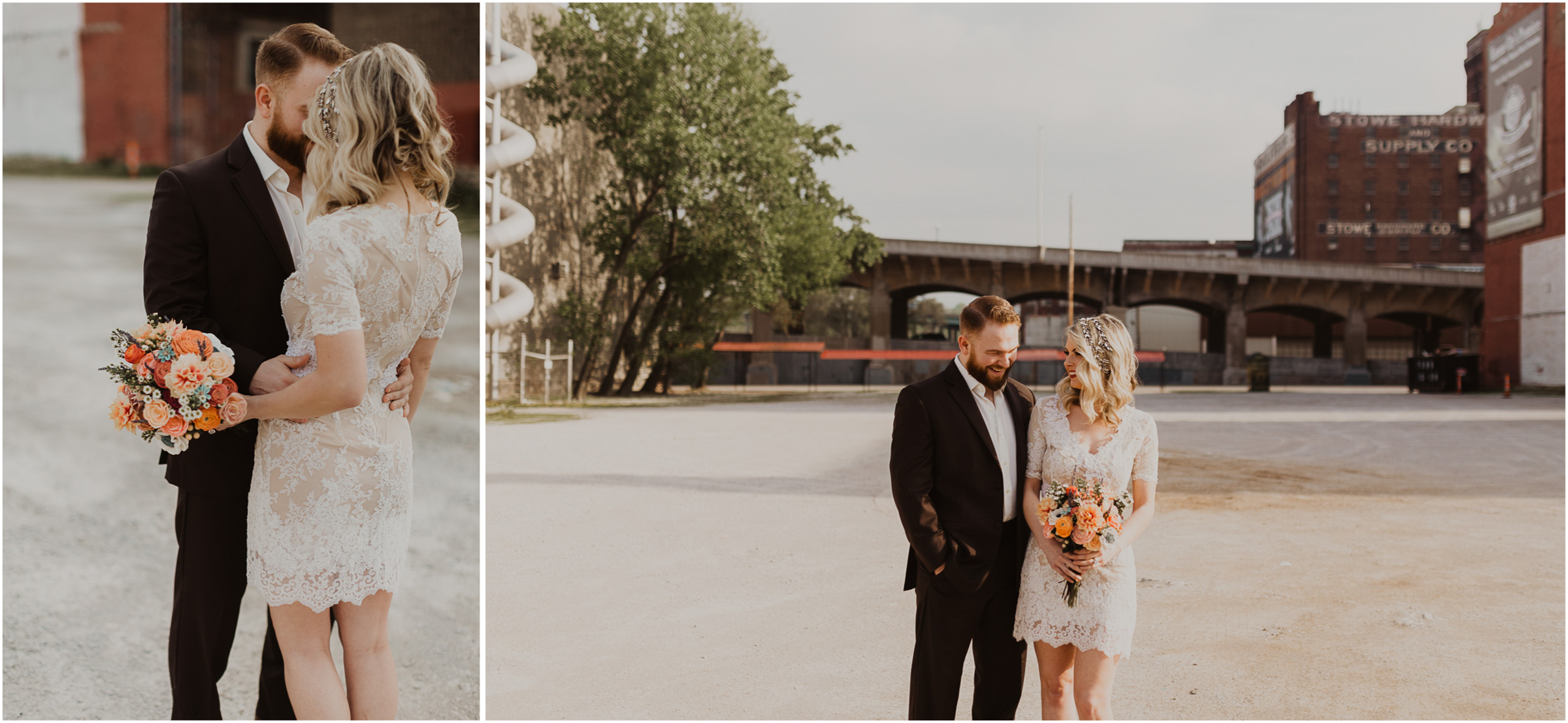 alyssa barletter photography styled shoot wedding inspiration kansas city west bottoms photographer motorcycle edgy intimate-36.jpg