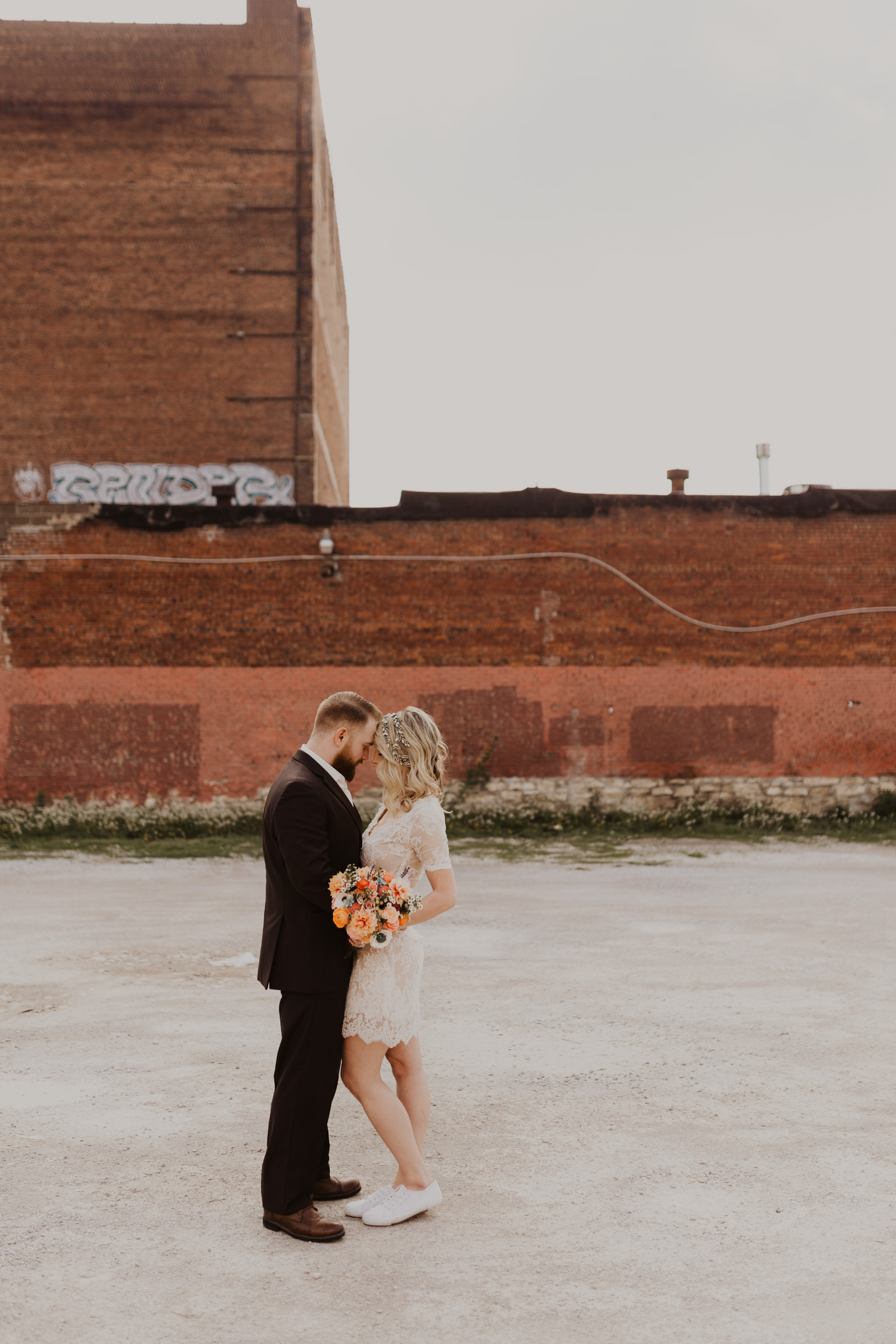alyssa barletter photography styled shoot wedding inspiration kansas city west bottoms photographer motorcycle edgy intimate-37.jpg
