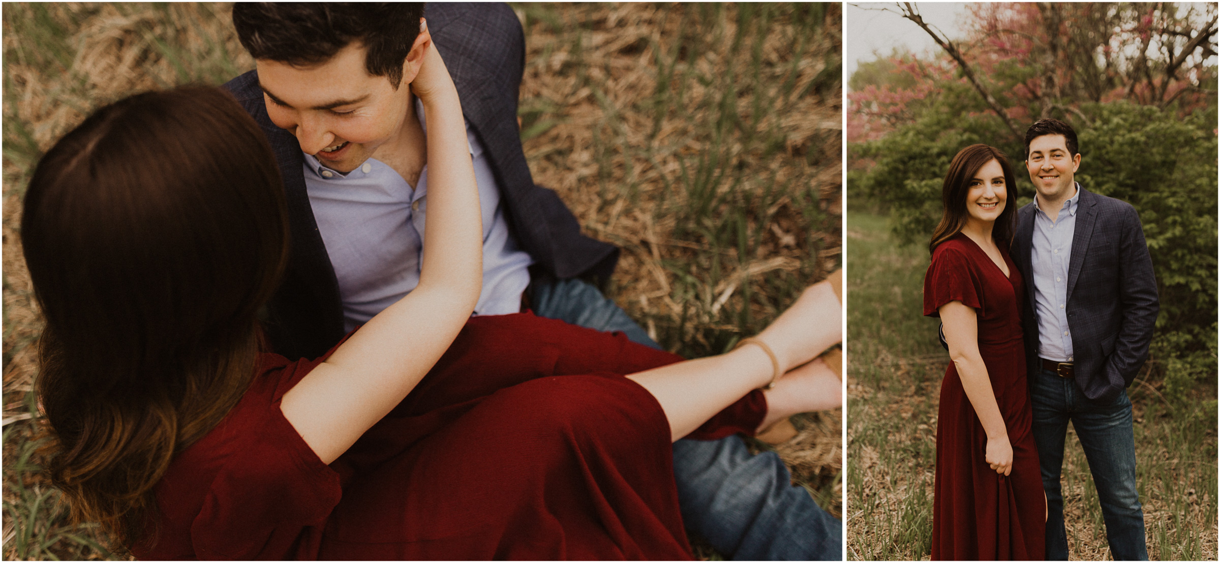 alyssa barletter photography shawnee mission park engagement session photographer spring fields-2.jpg
