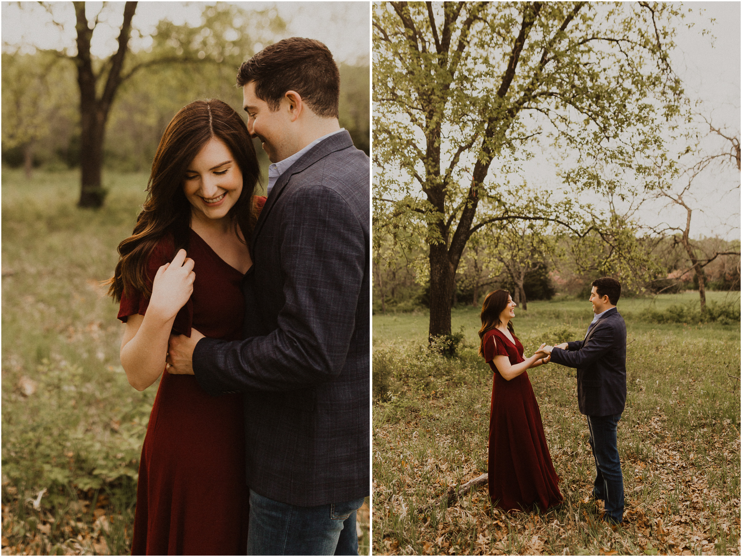 alyssa barletter photography shawnee mission park engagement session photographer spring fields-3.jpg