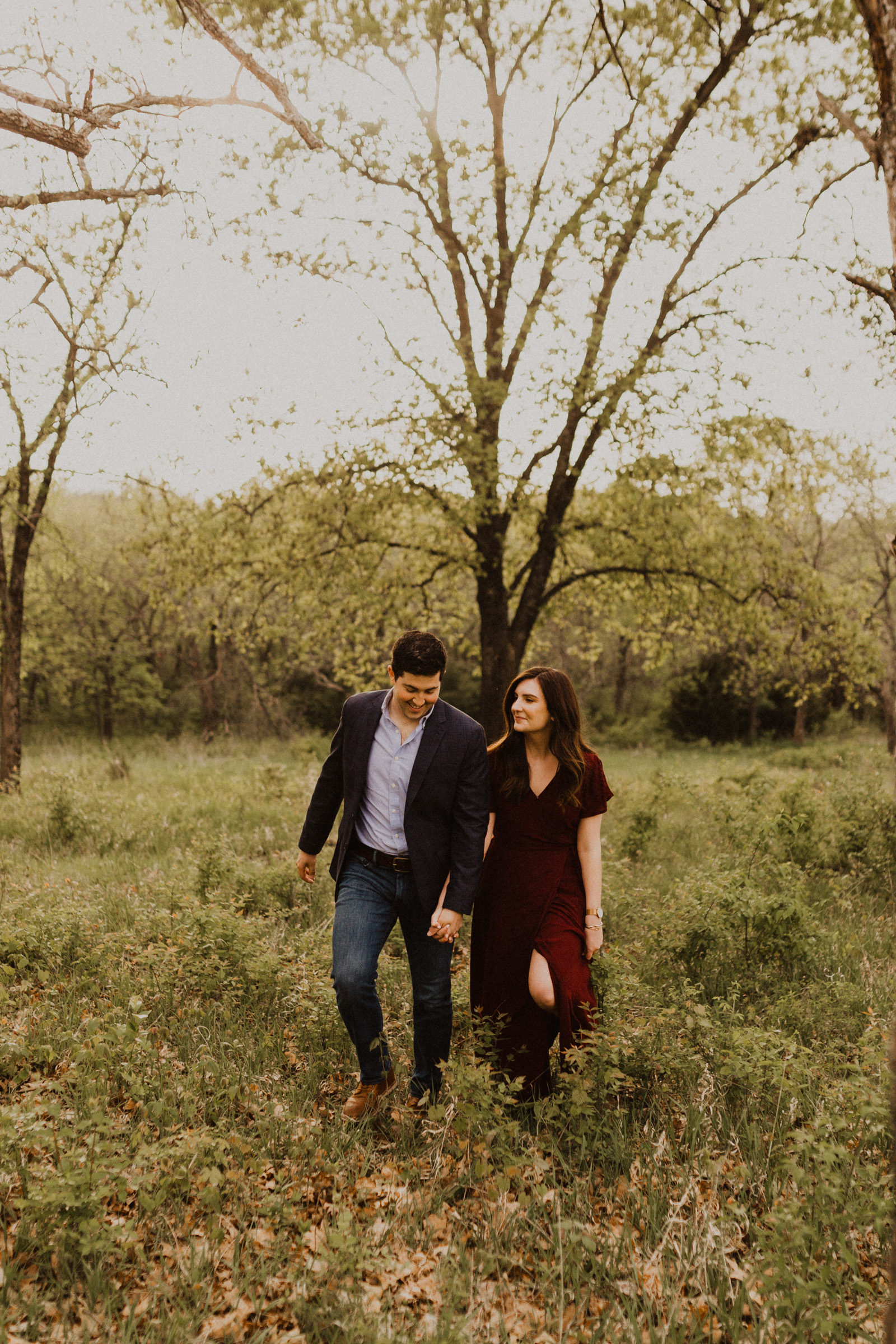 alyssa barletter photography shawnee mission park engagement session photographer spring fields-7.jpg