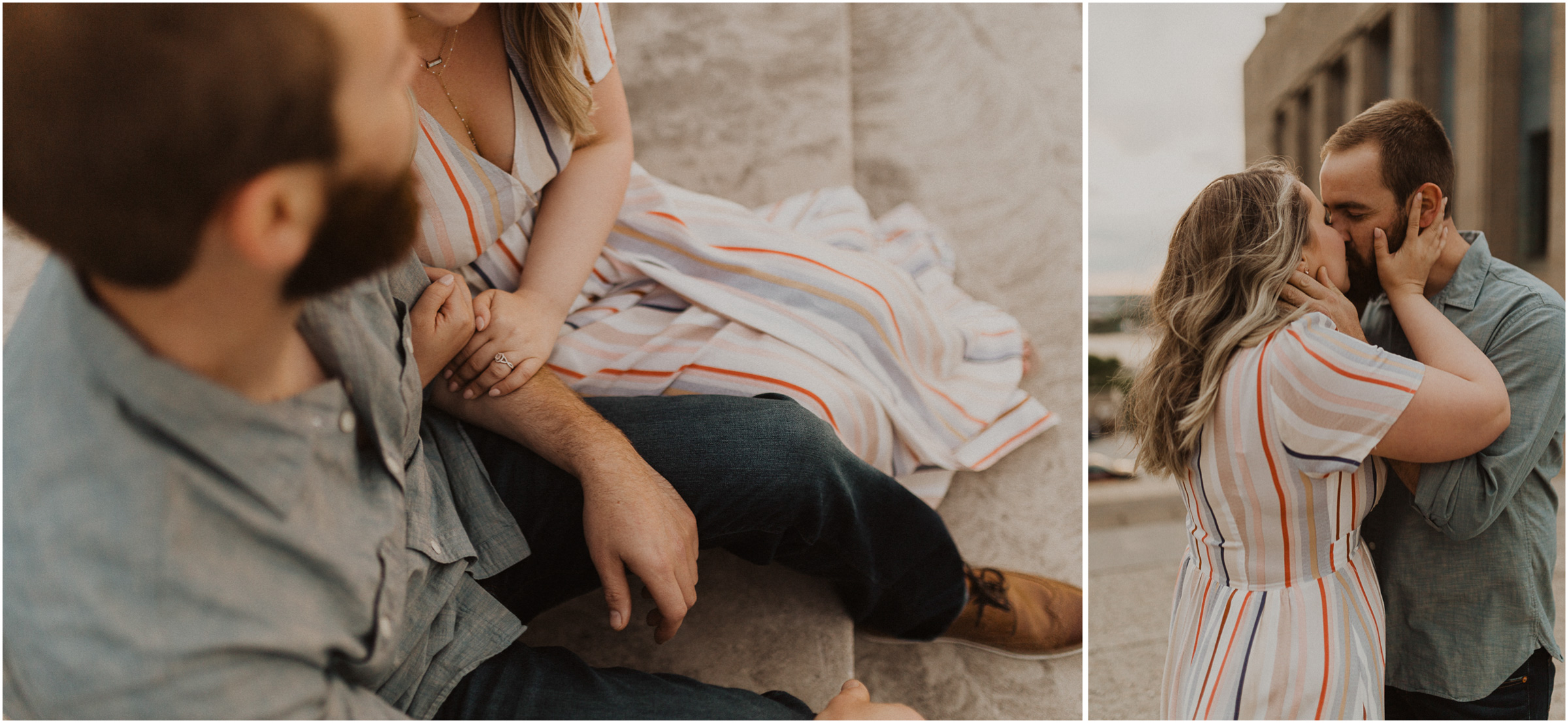 alyssa barletter photography kansas city liberty memorial loose park engagement session photographer-13.jpg