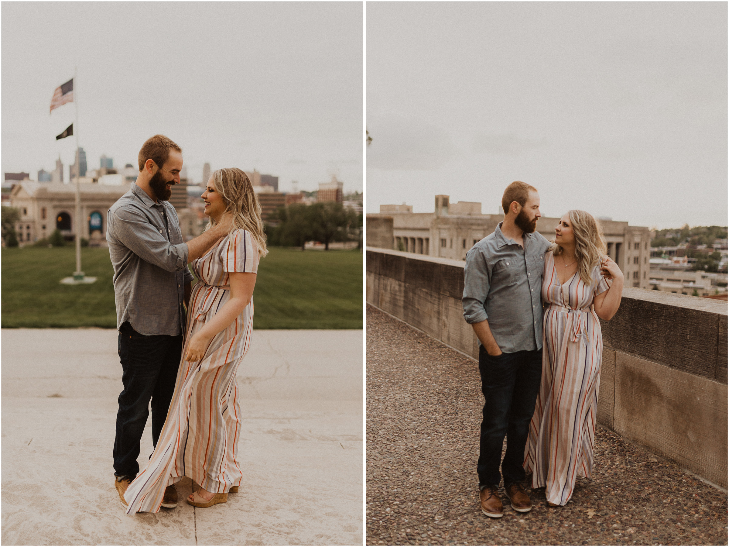 alyssa barletter photography kansas city liberty memorial loose park engagement session photographer-18.jpg