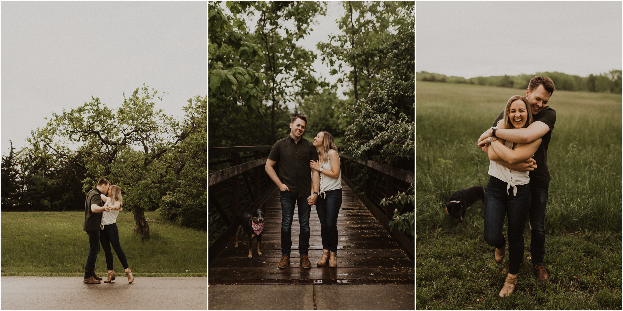 alyssa barletter photography shawnee mission park engagement session photographer sunset-2.jpg