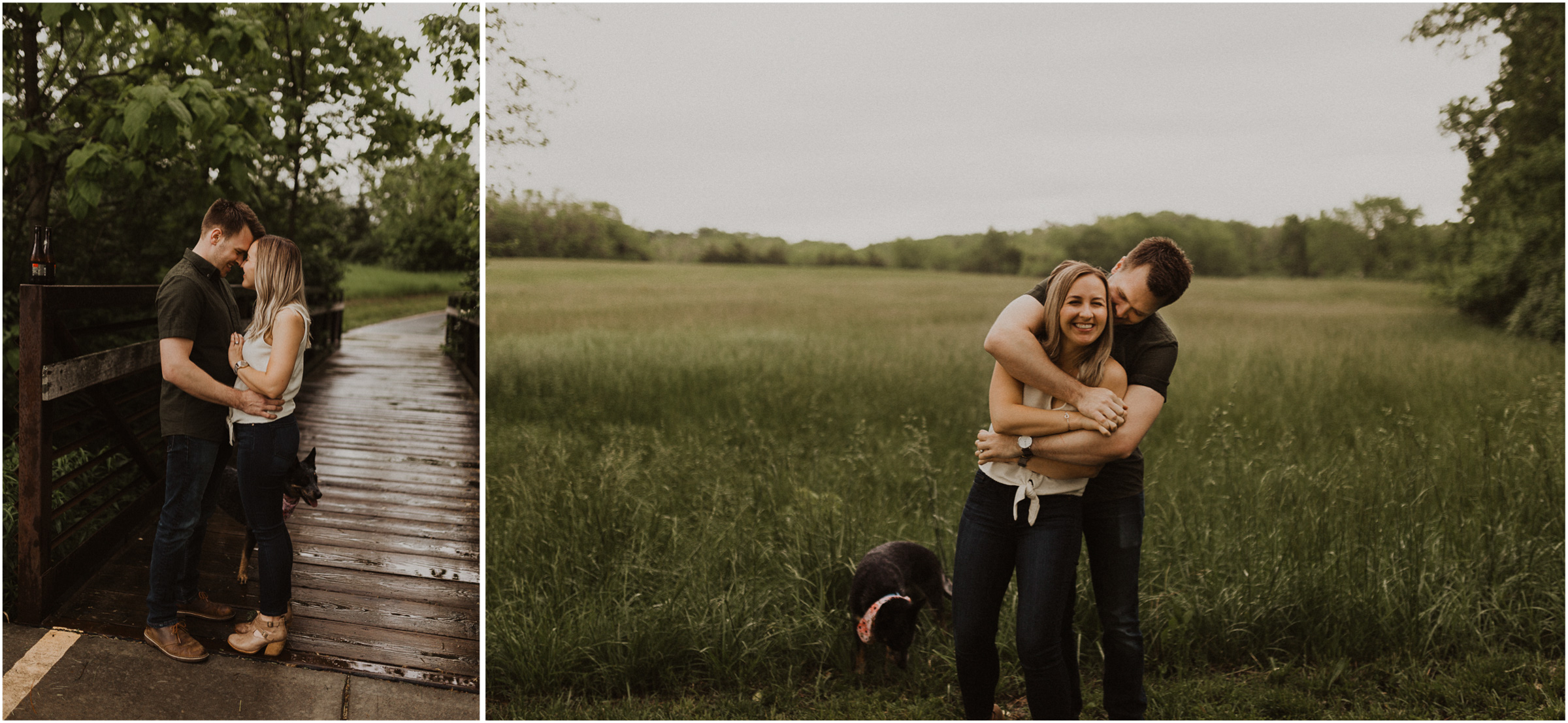 alyssa barletter photography shawnee mission park engagement session photographer sunset-10.jpg