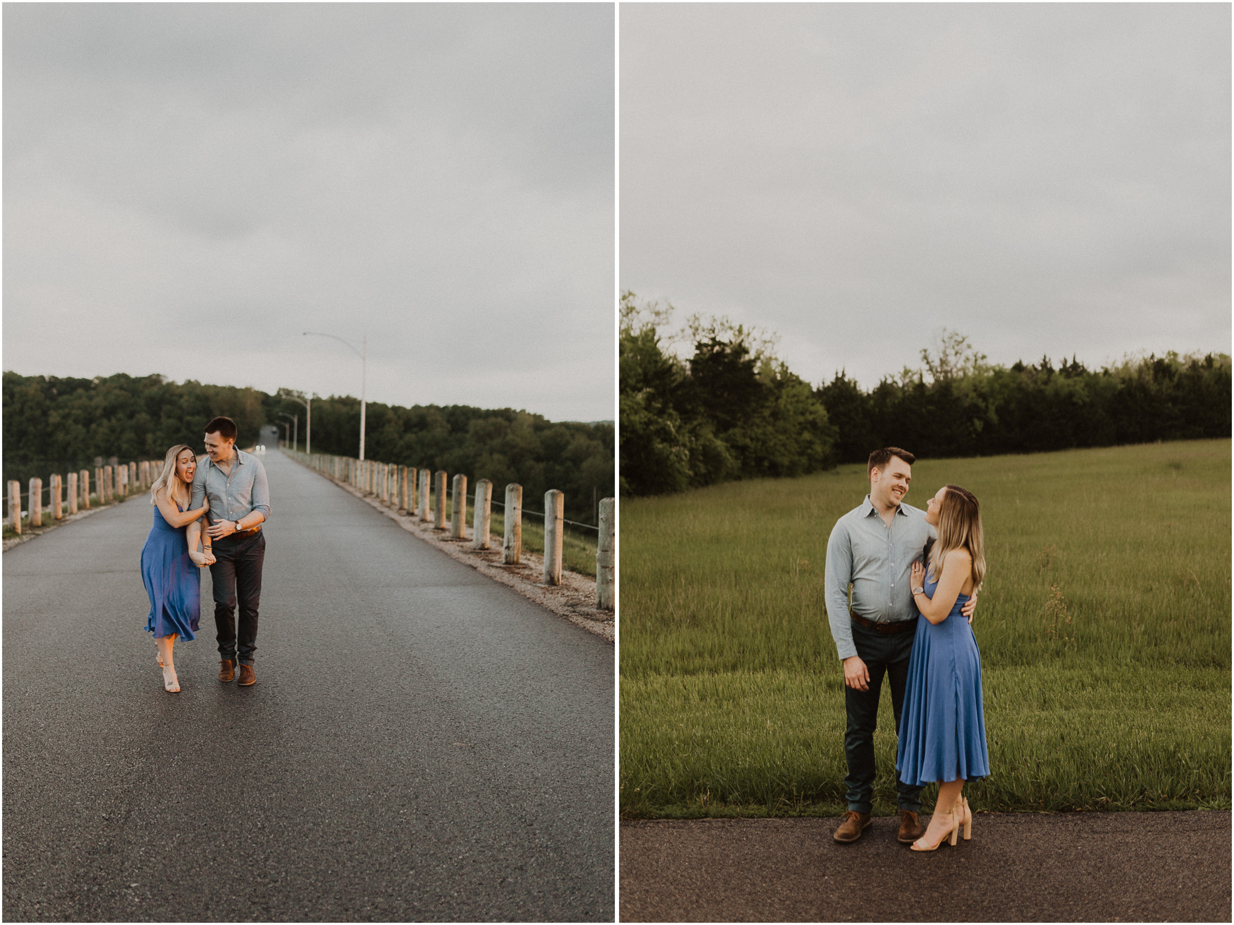 alyssa barletter photography shawnee mission park engagement session photographer sunset-18.jpg
