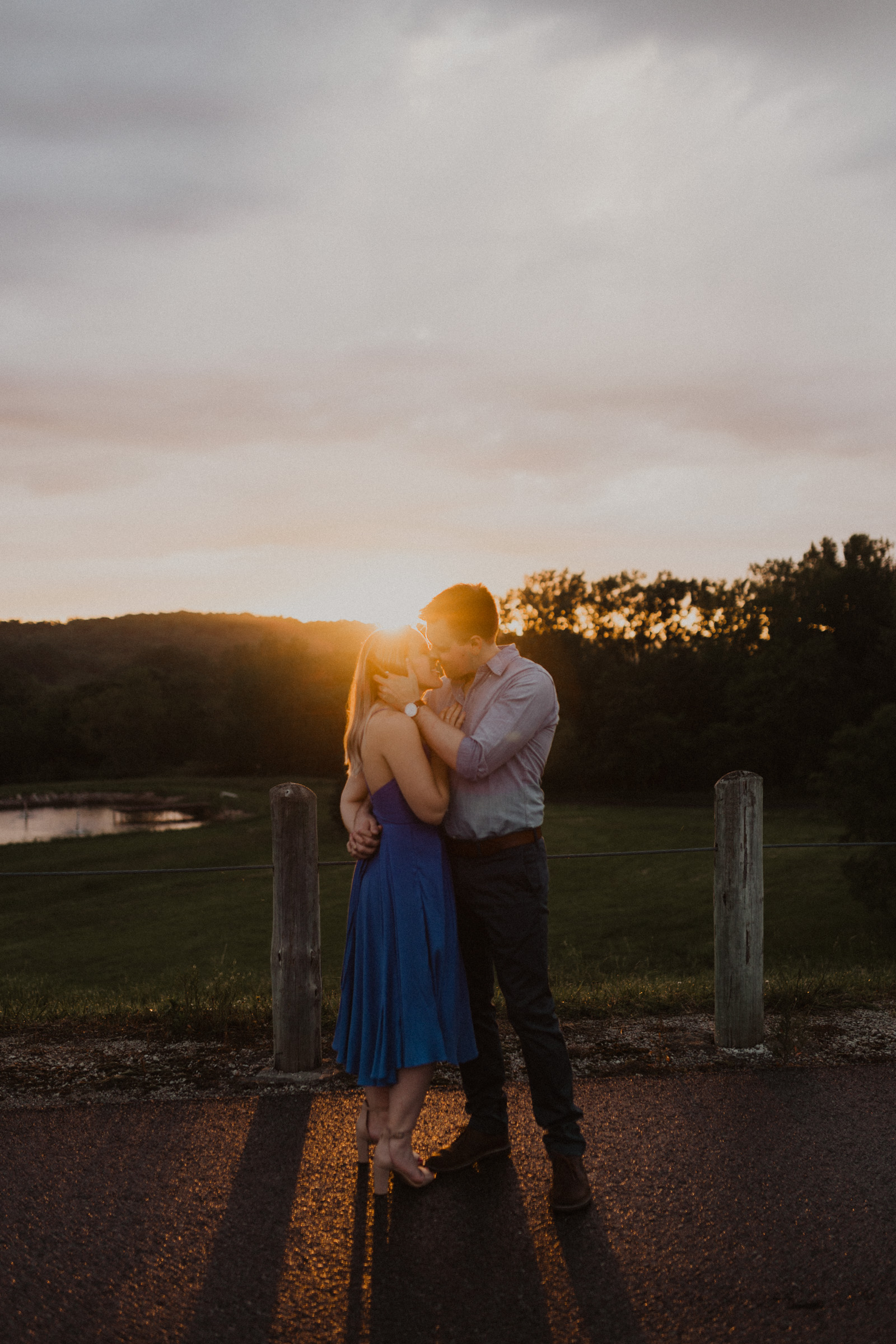 alyssa barletter photography shawnee mission park engagement session photographer sunset-29.jpg