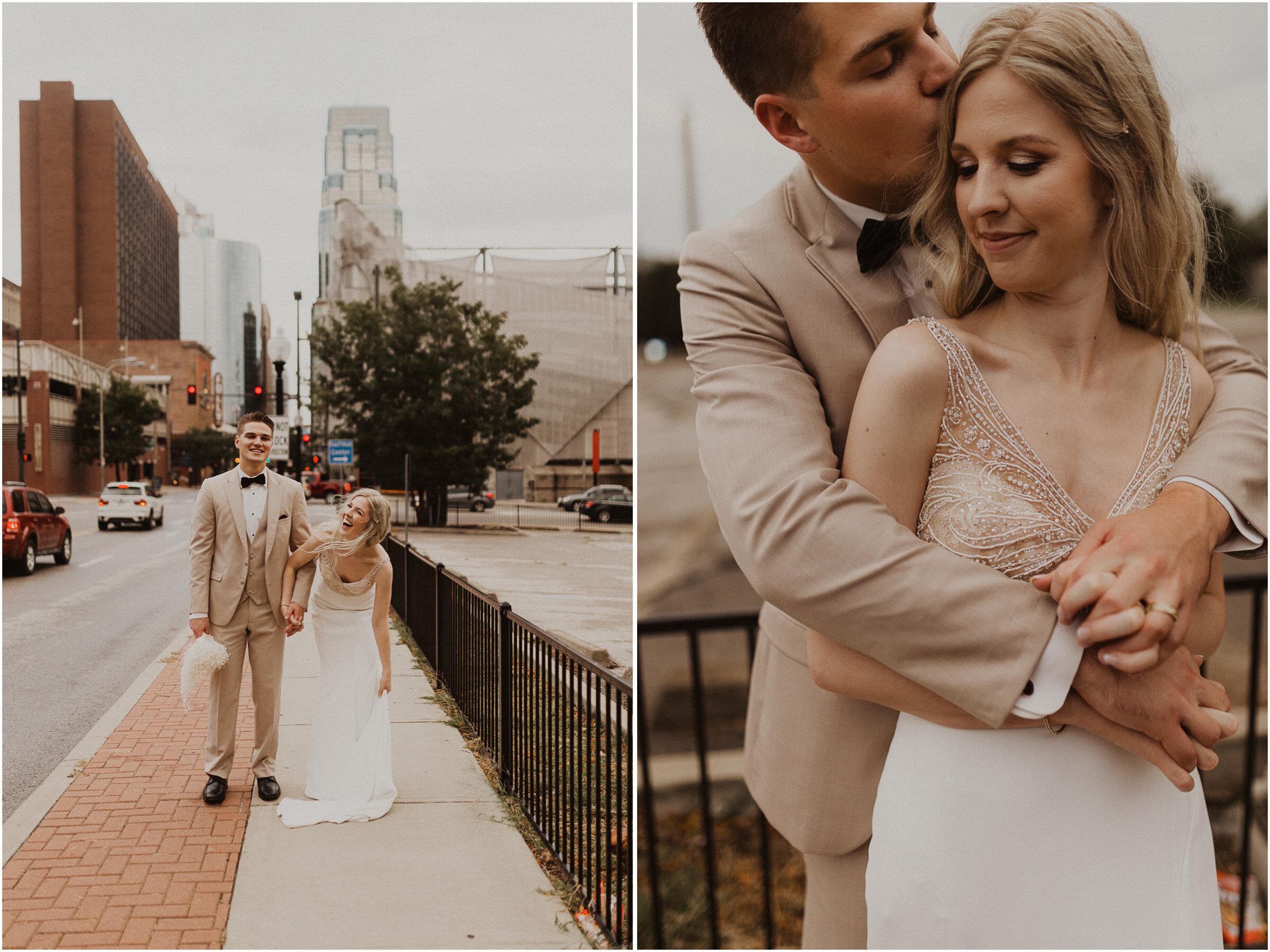 alyssa barletter photography downtown kansas city wedding boulevard brewery reception rainy day wedding-41.jpg