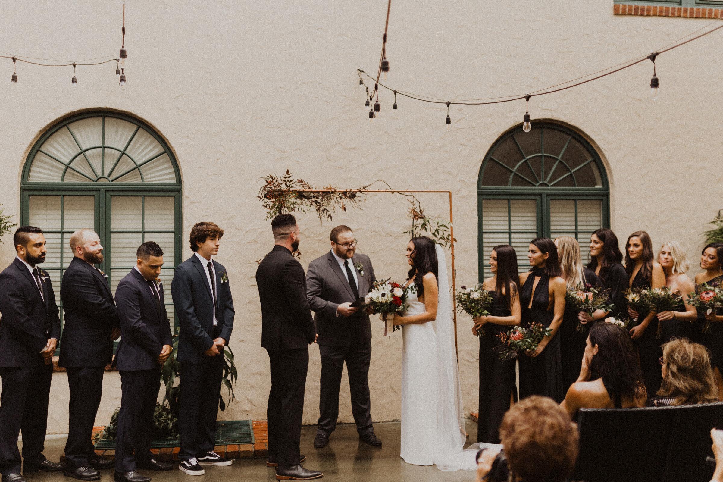 alyssa barletter photography la villa kansas city patio wedding sarah seven wedding dress-8.jpg