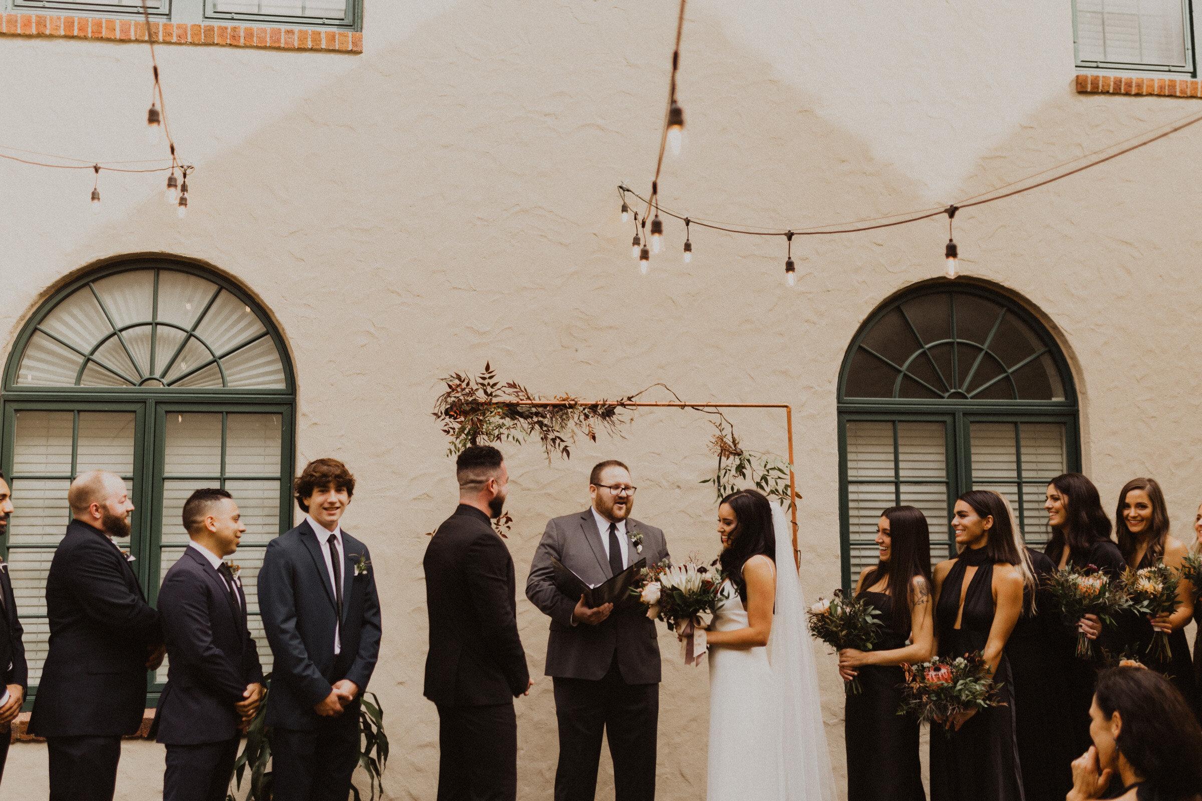 alyssa barletter photography la villa kansas city patio wedding sarah seven wedding dress-14.jpg