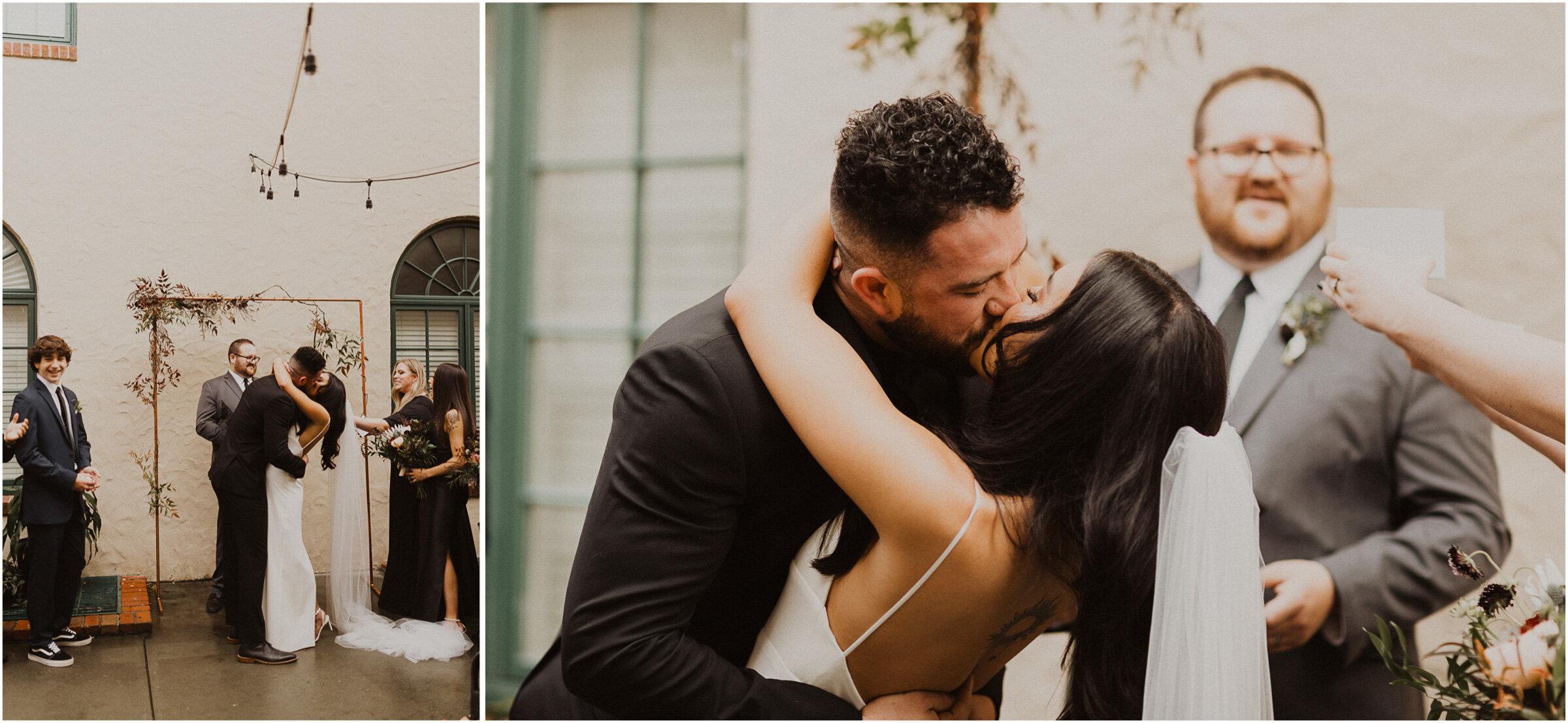 alyssa barletter photography la villa kansas city patio wedding sarah seven wedding dress-15.jpg