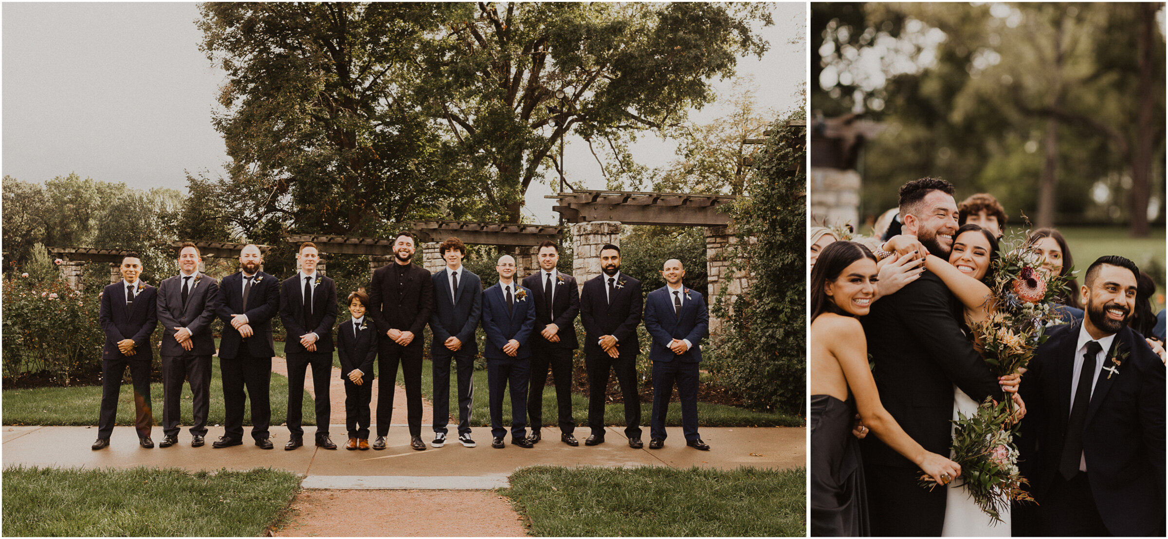 alyssa barletter photography la villa kansas city patio wedding sarah seven wedding dress-19.jpg