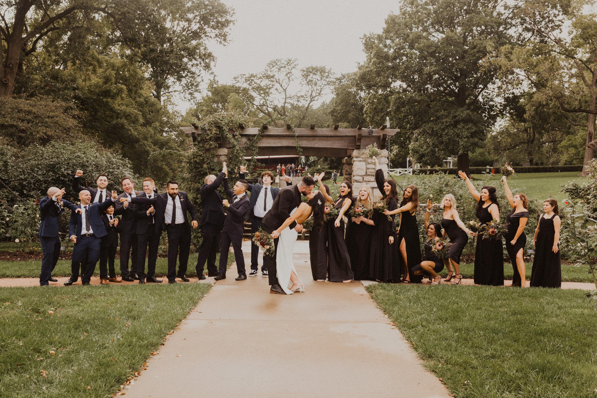 alyssa barletter photography la villa kansas city patio wedding sarah seven wedding dress-18.jpg