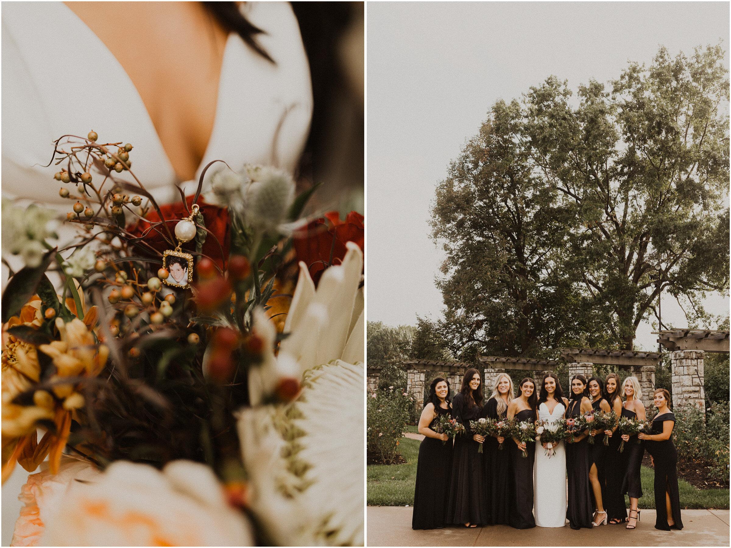 alyssa barletter photography la villa kansas city patio wedding sarah seven wedding dress-26.jpg