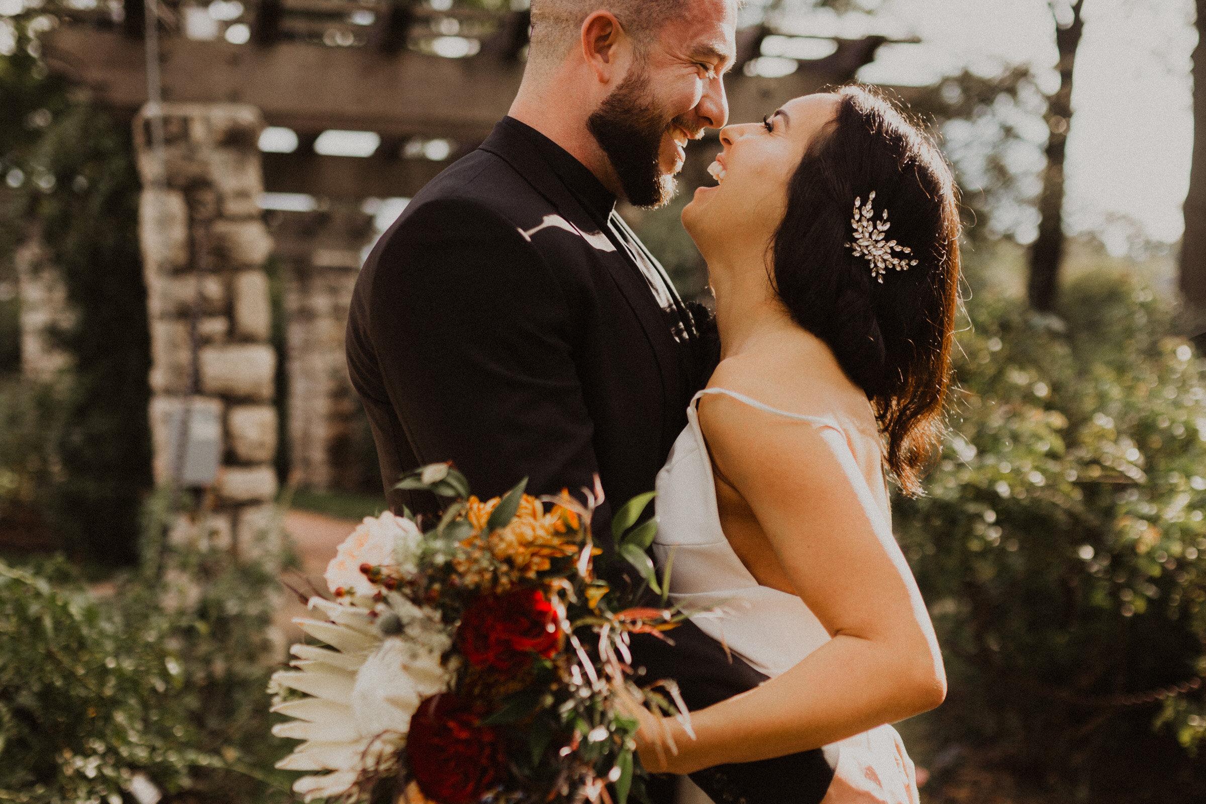 alyssa barletter photography la villa kansas city patio wedding sarah seven wedding dress-29.jpg