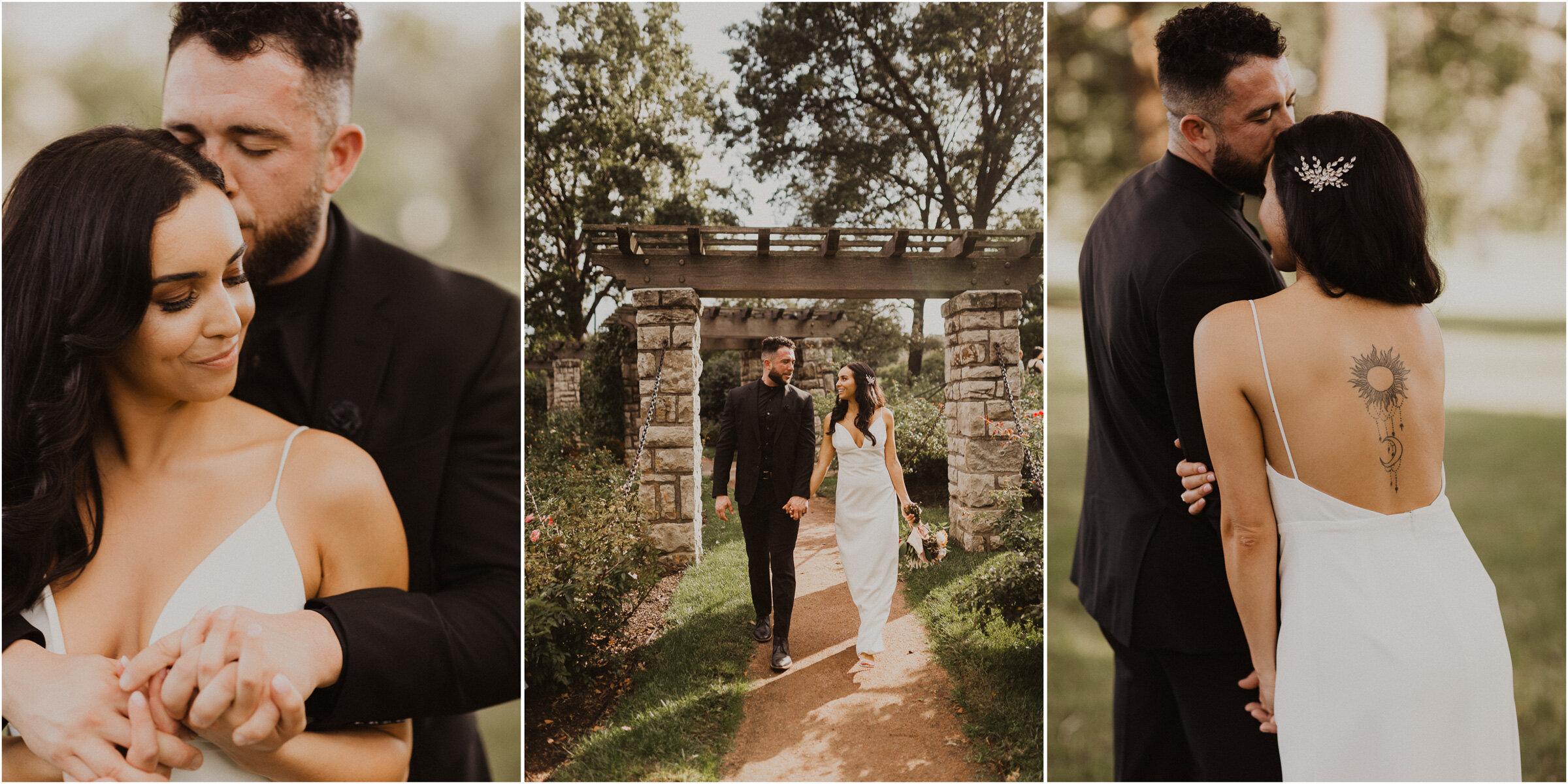 alyssa barletter photography la villa kansas city patio wedding sarah seven wedding dress-30.jpg
