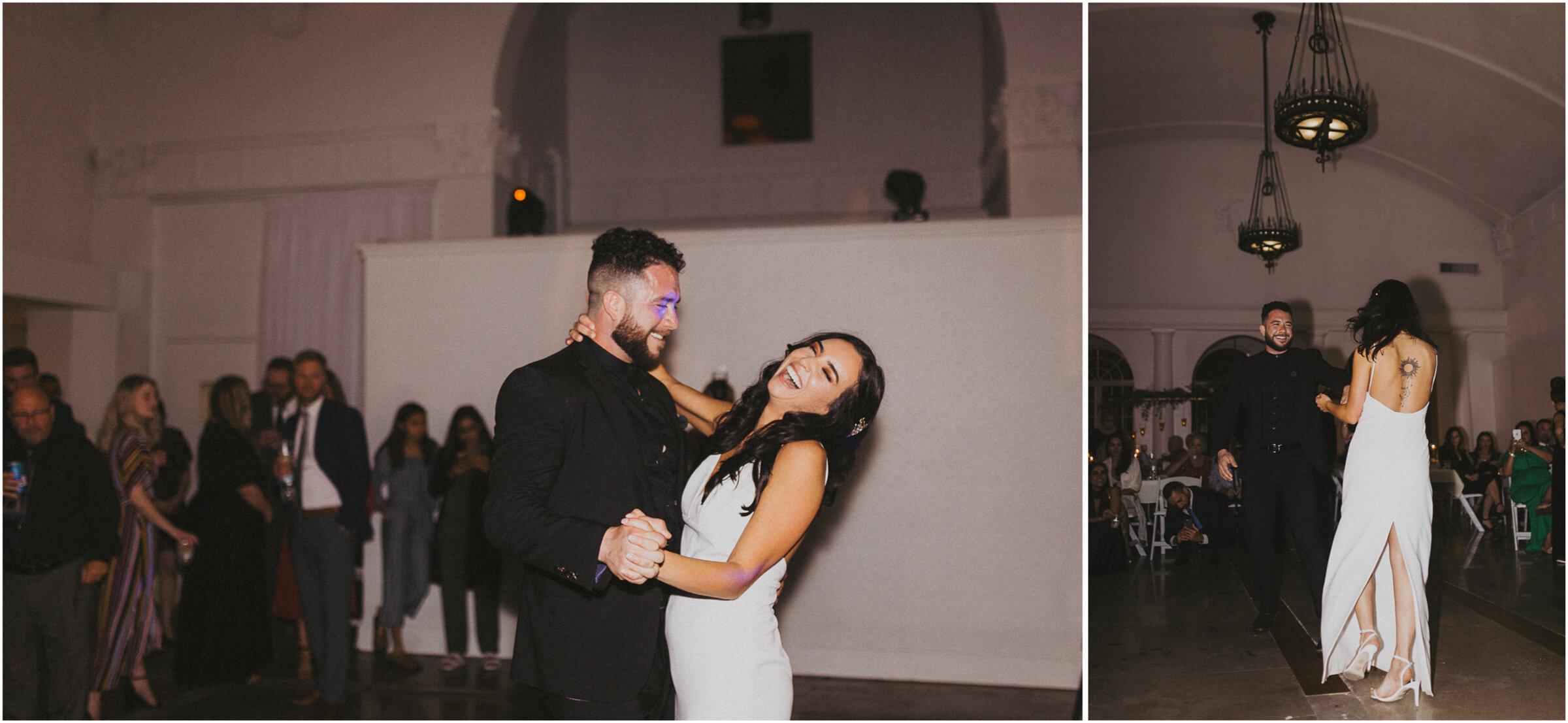 alyssa barletter photography la villa kansas city patio wedding sarah seven wedding dress-46.jpg