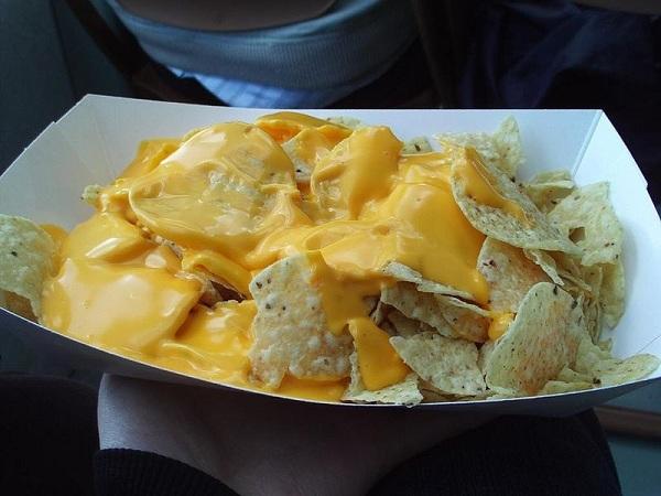 Kind of nachos.