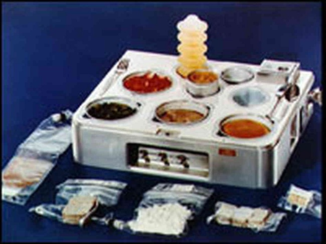 This could be the future of space nachos.
