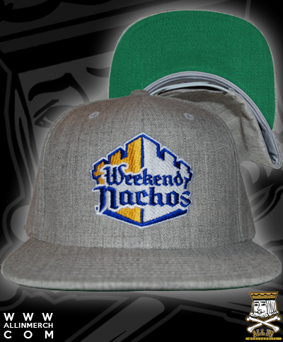 This is the second coolest nacho related hat you can buy.