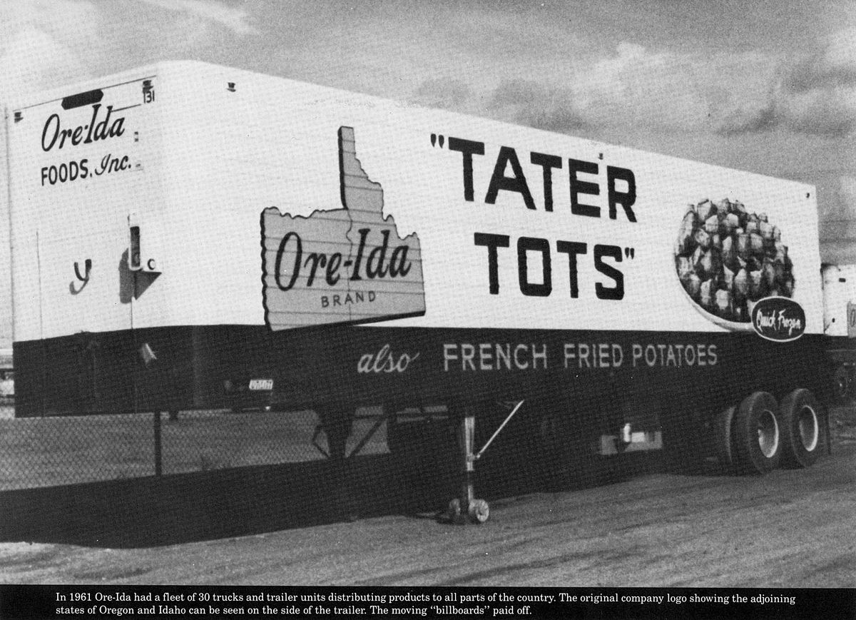 """""""Grigg Tater Tots Truck"""" by Gibchan"""