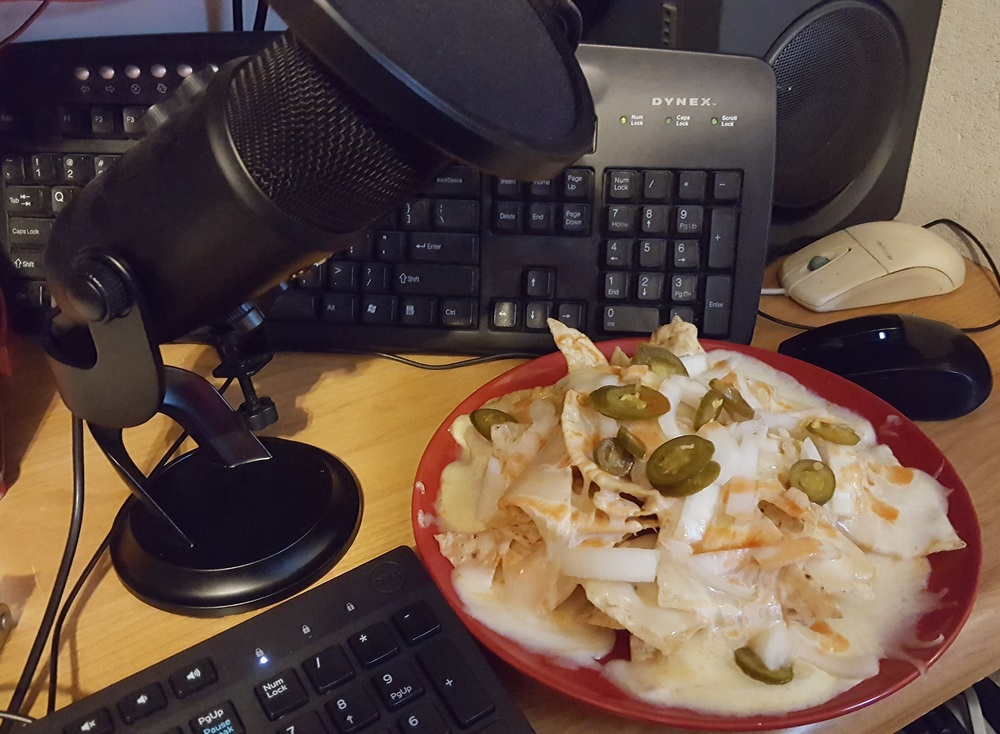 Nachos: The Podcast