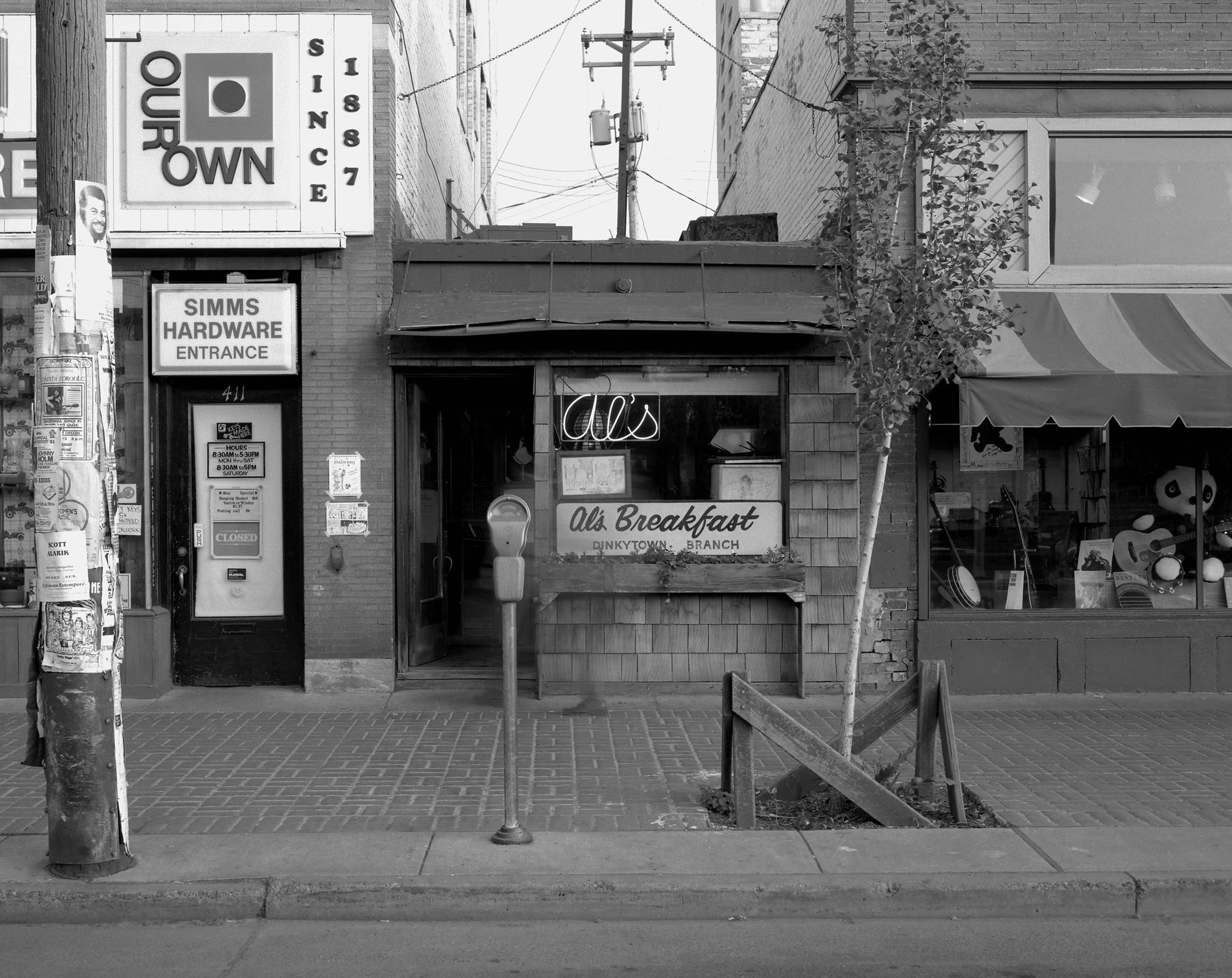 Al's Breakfast, Minneapolis, MN, 1982