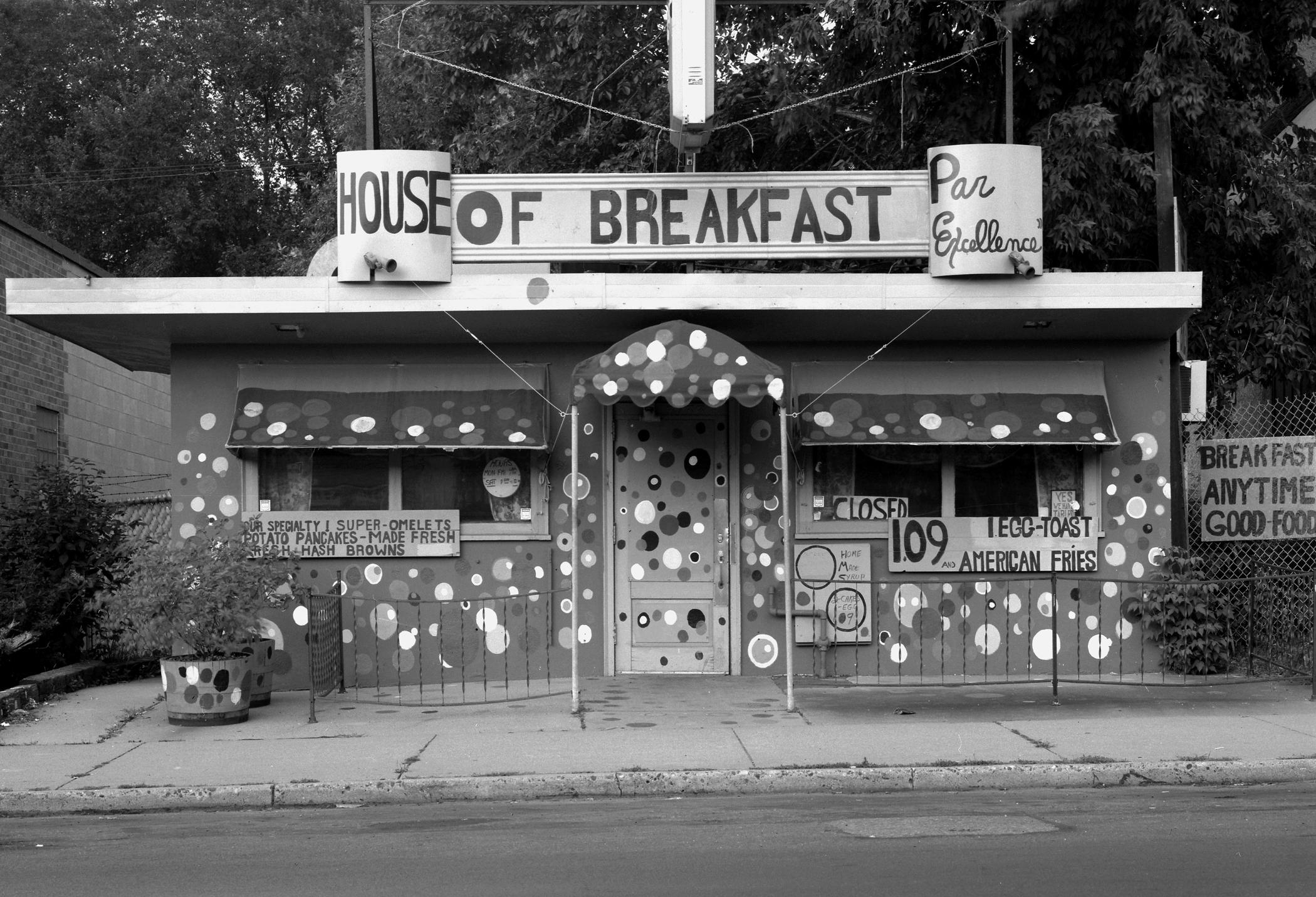 House of Breakfast, Minneapolis, MN