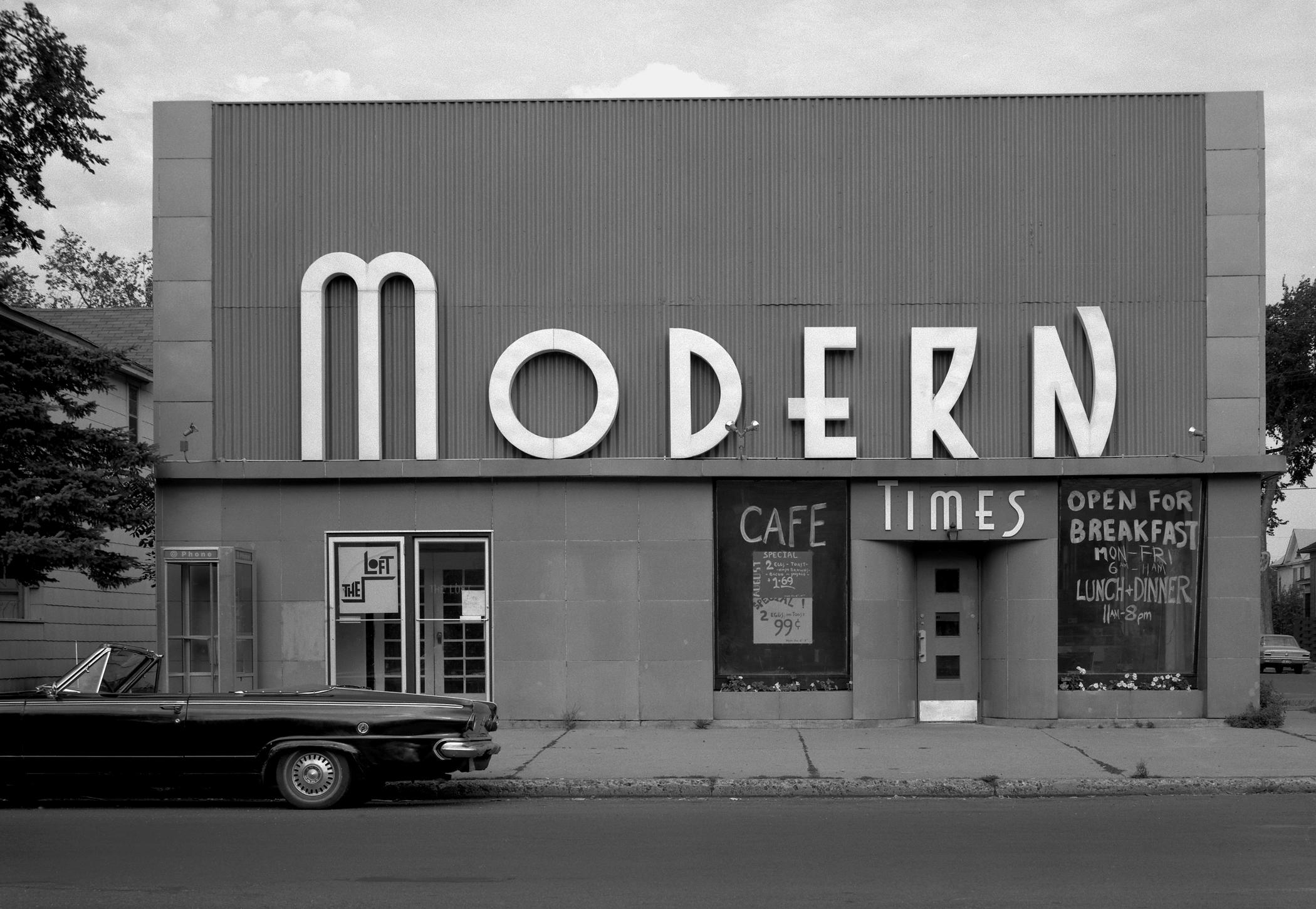 Modern Times Cafe, Minneapolis, MN
