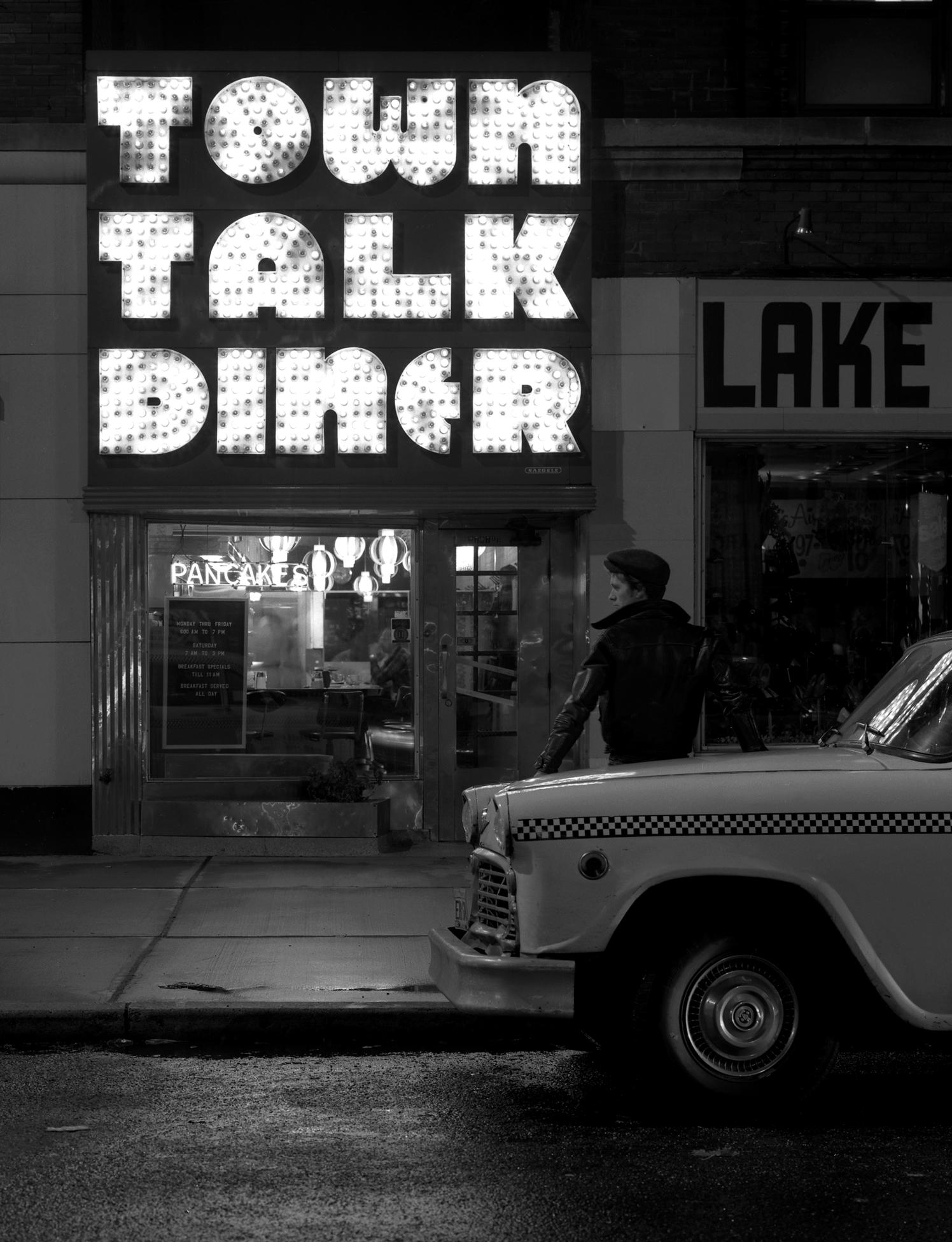 Town Talk Diner, Minneapolis, MN 1982
