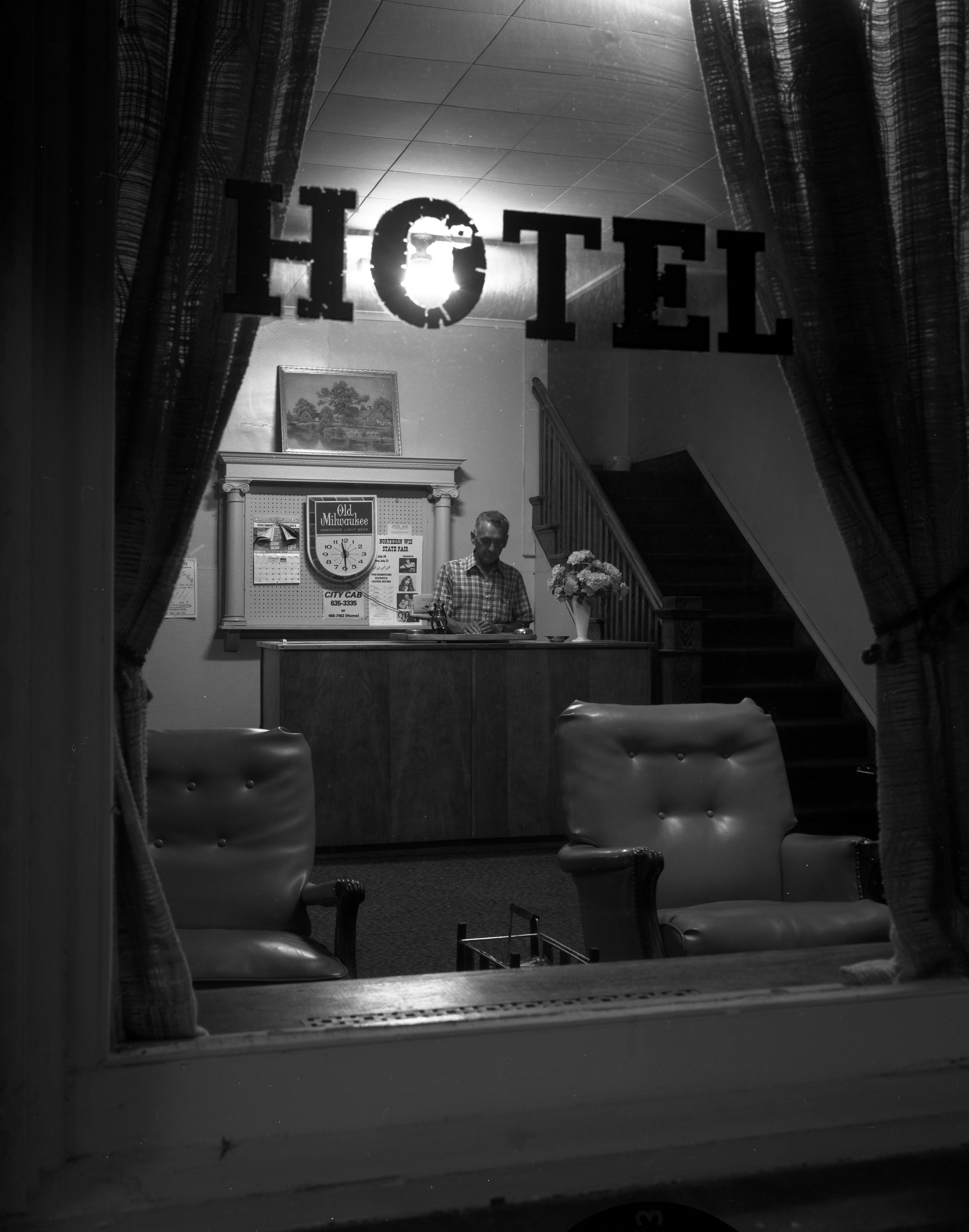 Frederick Hotel, Wisconsin