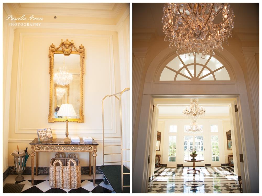 The Entrance- Grand Foyer