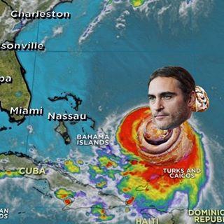 #cinnamanbun #manbun #f4 #hurricanejoaquin #joaquin #storm #cinnamon #swirl #bahamas