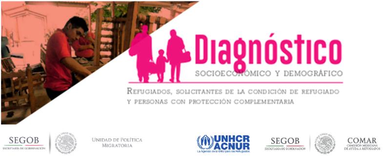 DIAGNÓSTICO SOCIOECNÓMICO Y DEMOGRÁFICO (ACNUR)