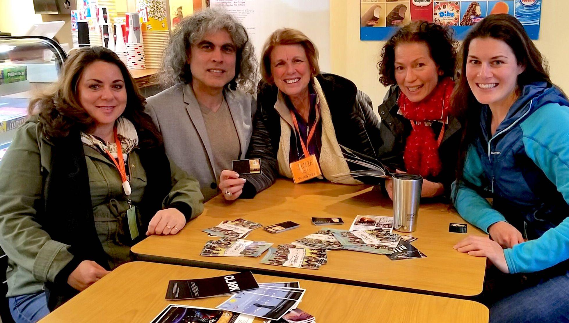 ...,Alex Vargas, Julie Roy,... & Susan Wofsy.