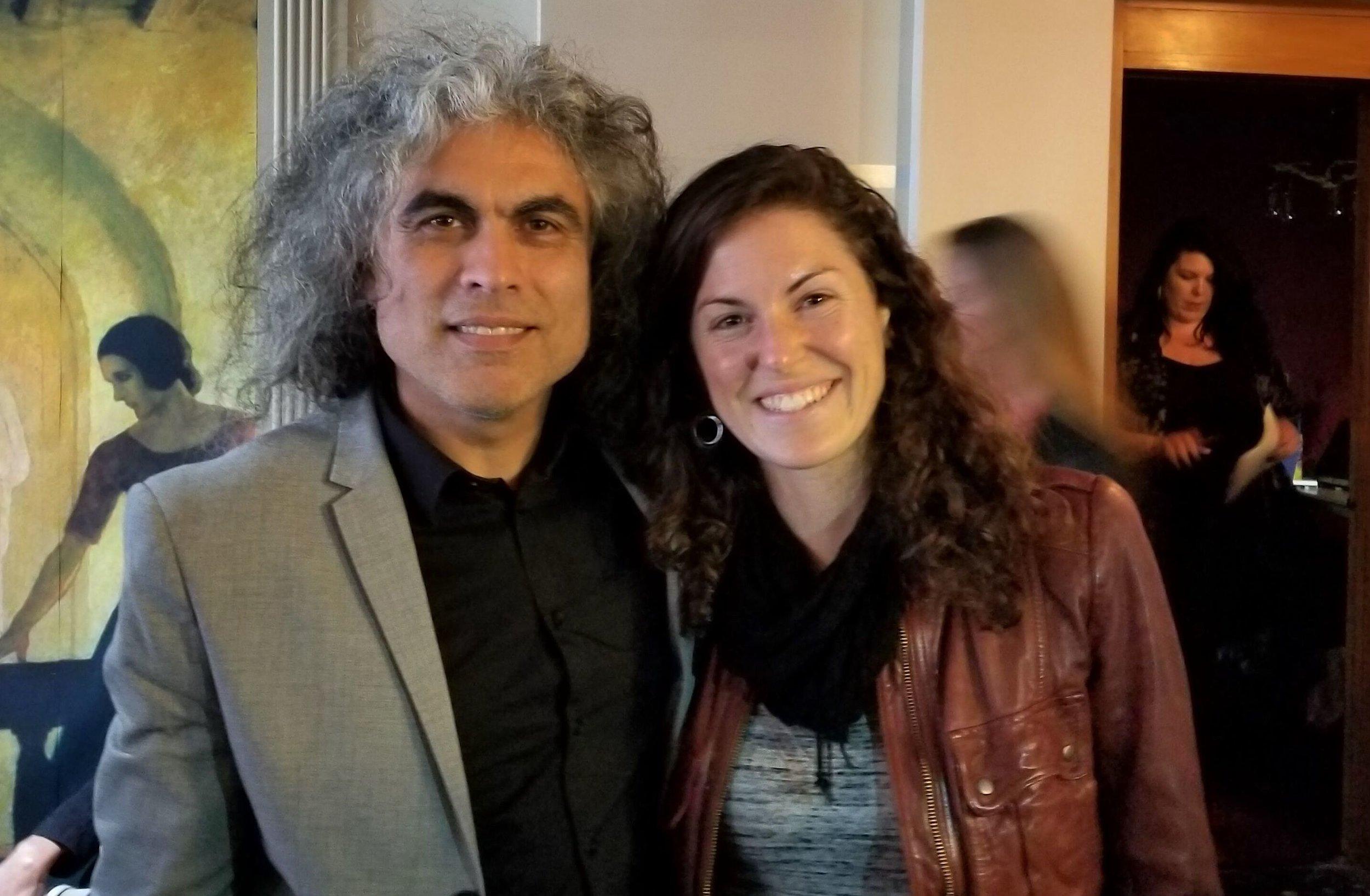 Alex Vargas & Katie McFadden