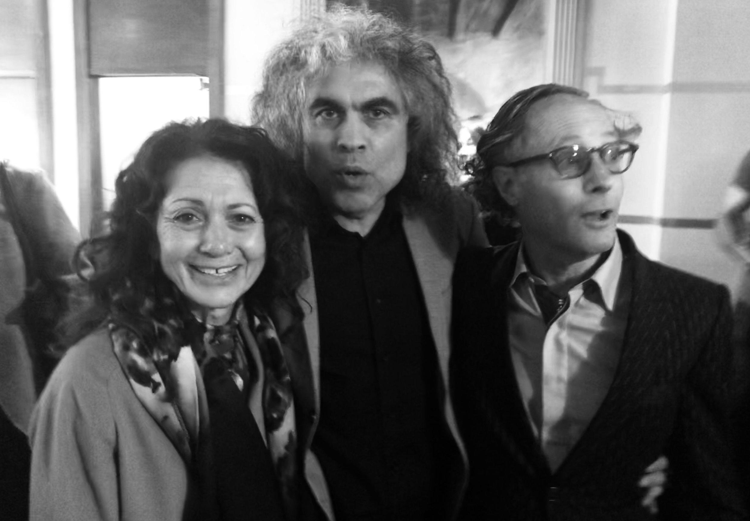 Lilli Alberga, Alex Vargas & Jay Laurence