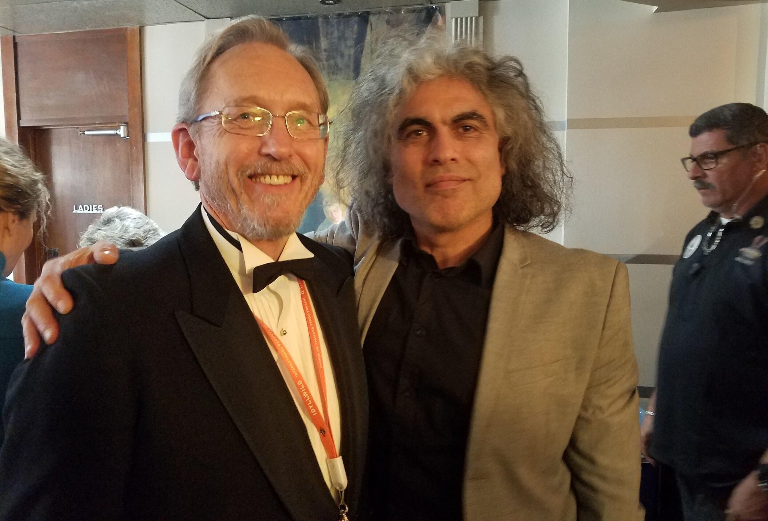 Jeffrey Orth & Alex Vargas