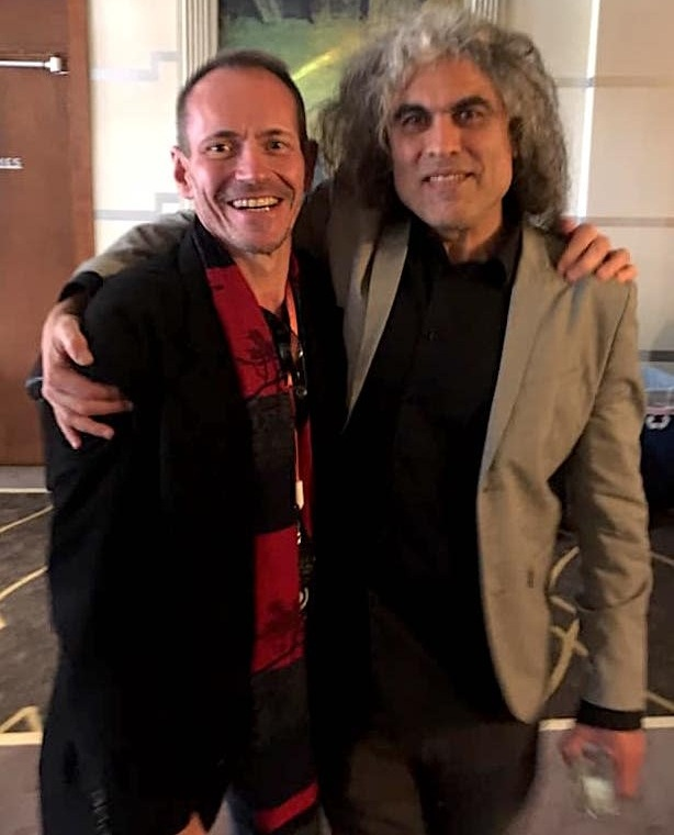 Bobby Clark & Alex Vargas