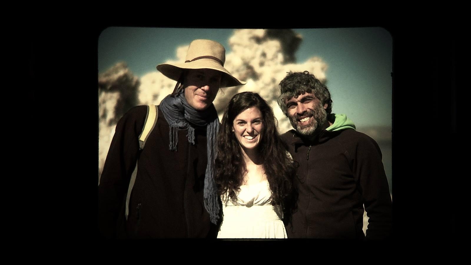 Crew — with Mark Dnl, Katie McFadden and Alex Vargas.