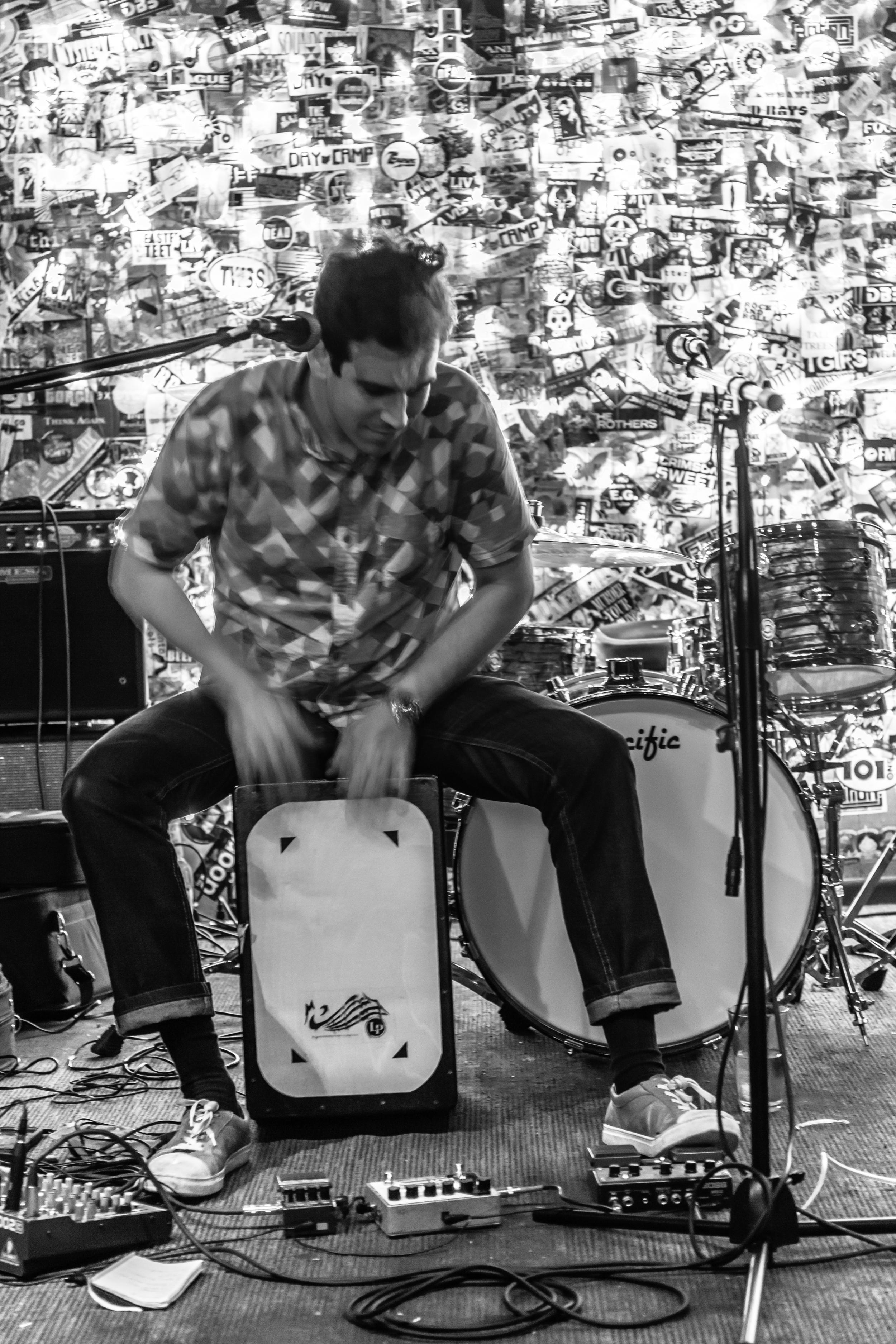 Live at Tree Bar (Columbus, OH, 7/13/15)